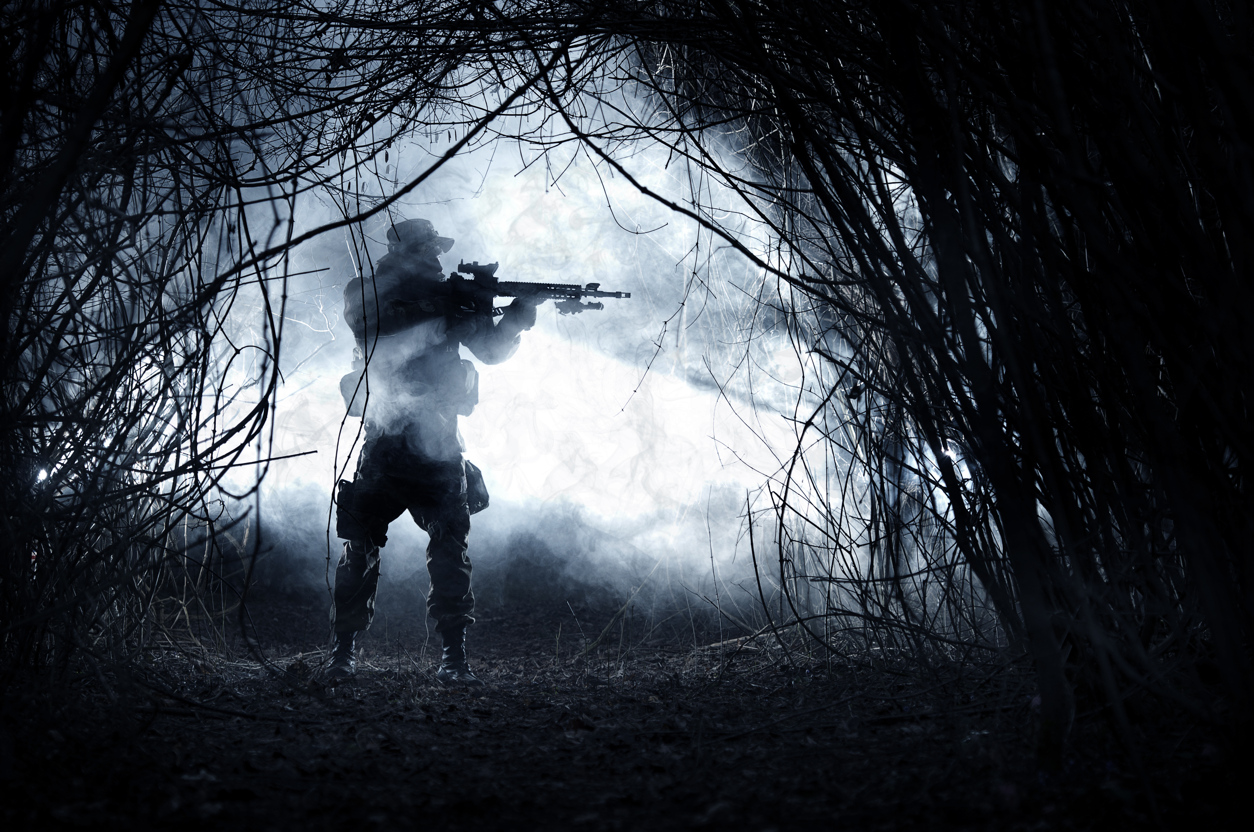 The Average Salary of Army Special Forces | Bizfluent