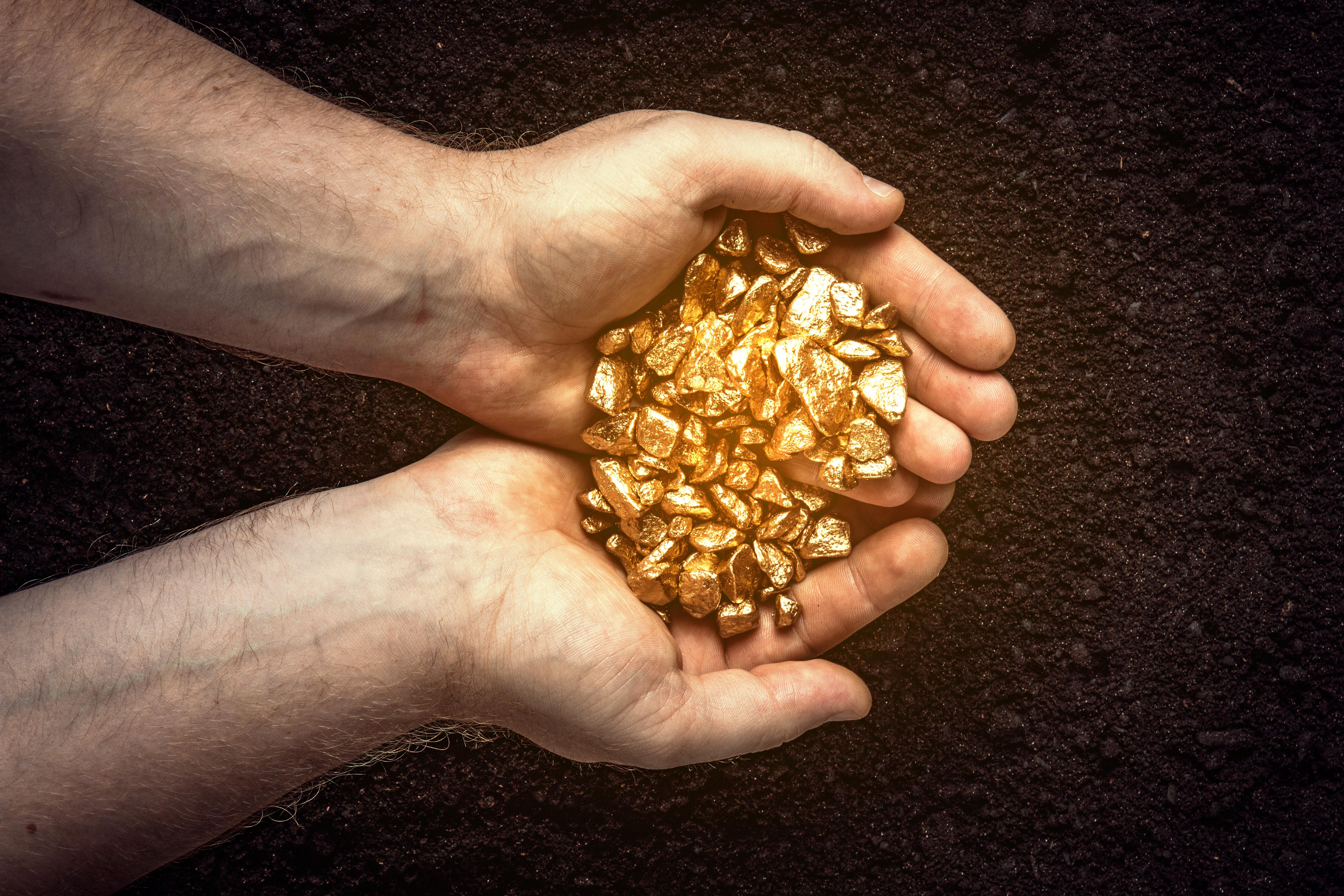 Cómo Encontrar Oro En El Cuarzo