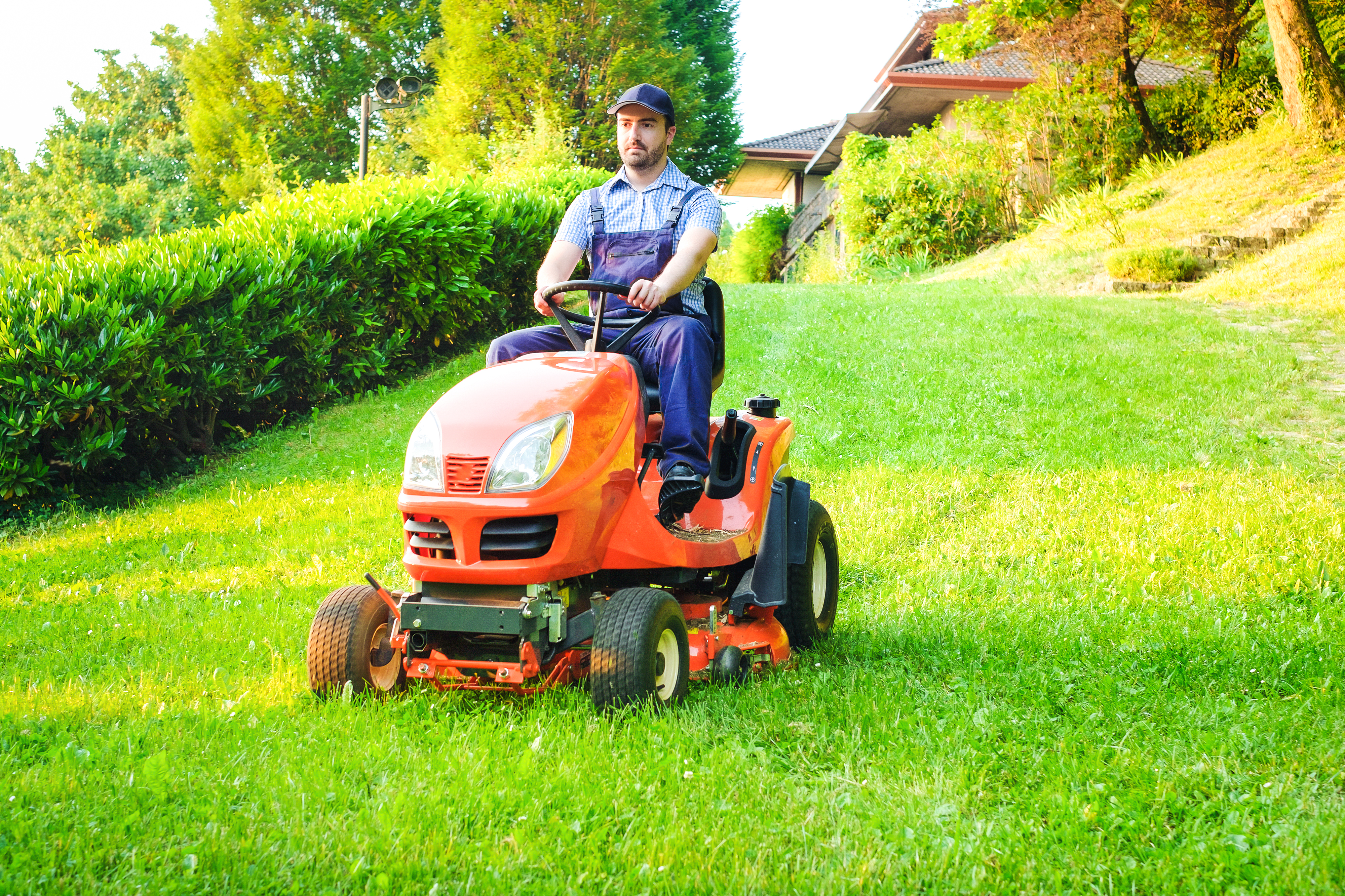 What Oil Do I Use for a Husqvarna 46 Inch Mower? | Home Guides | SF Gate