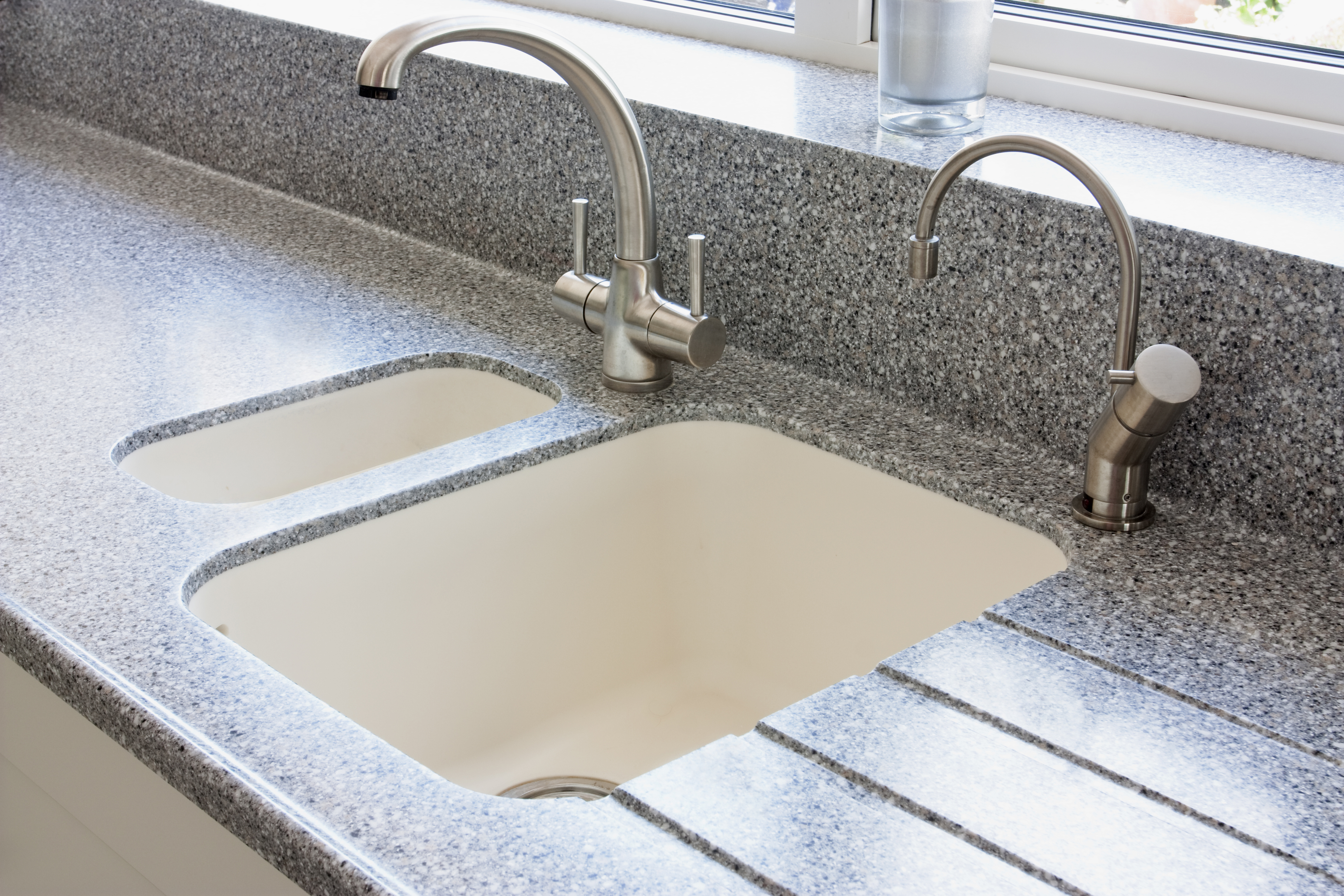 How to Clean a Drain With Baking Soda & Vinegar | Hunker
