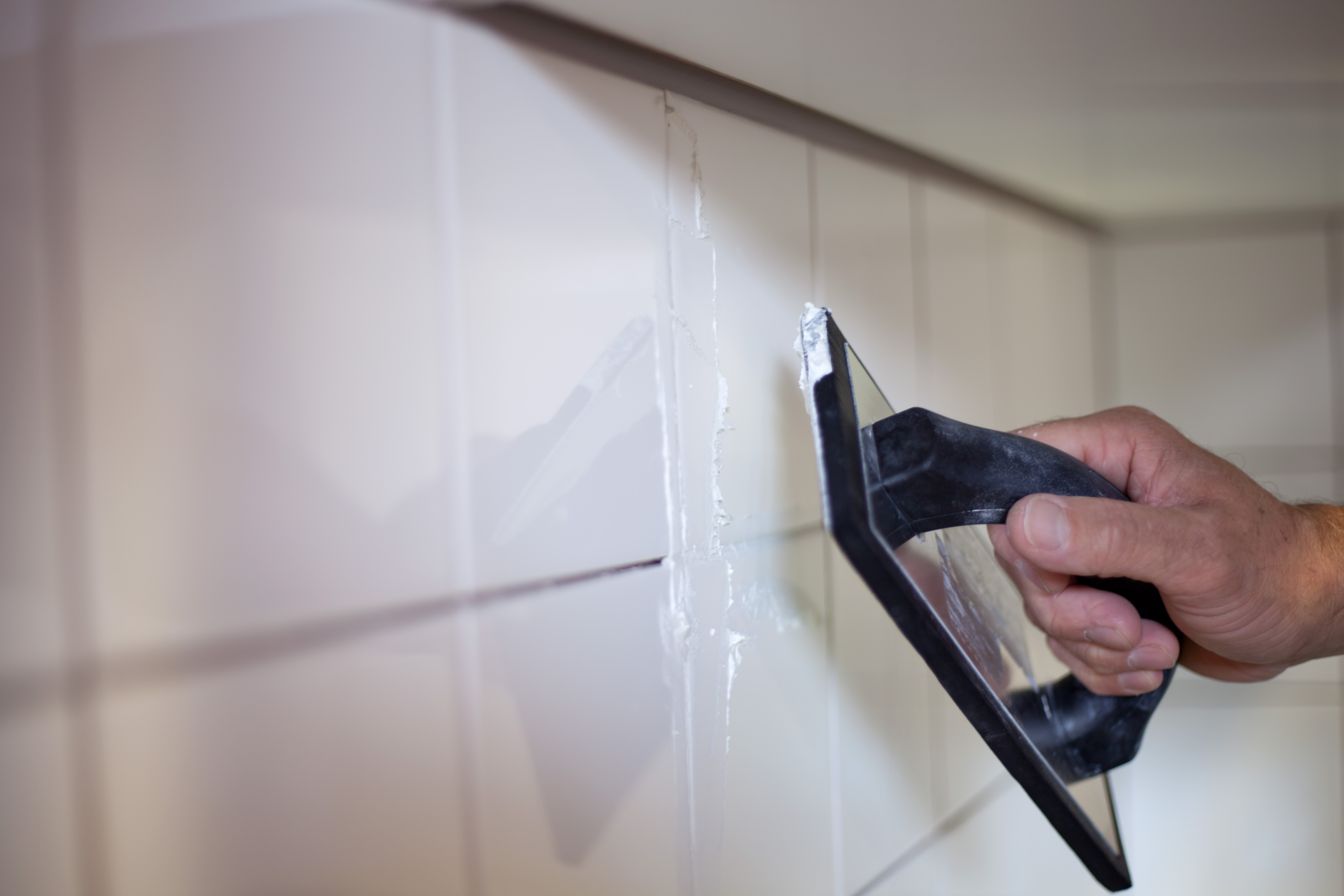 Why Does Grout Color Fade as It Dries? | Hunker