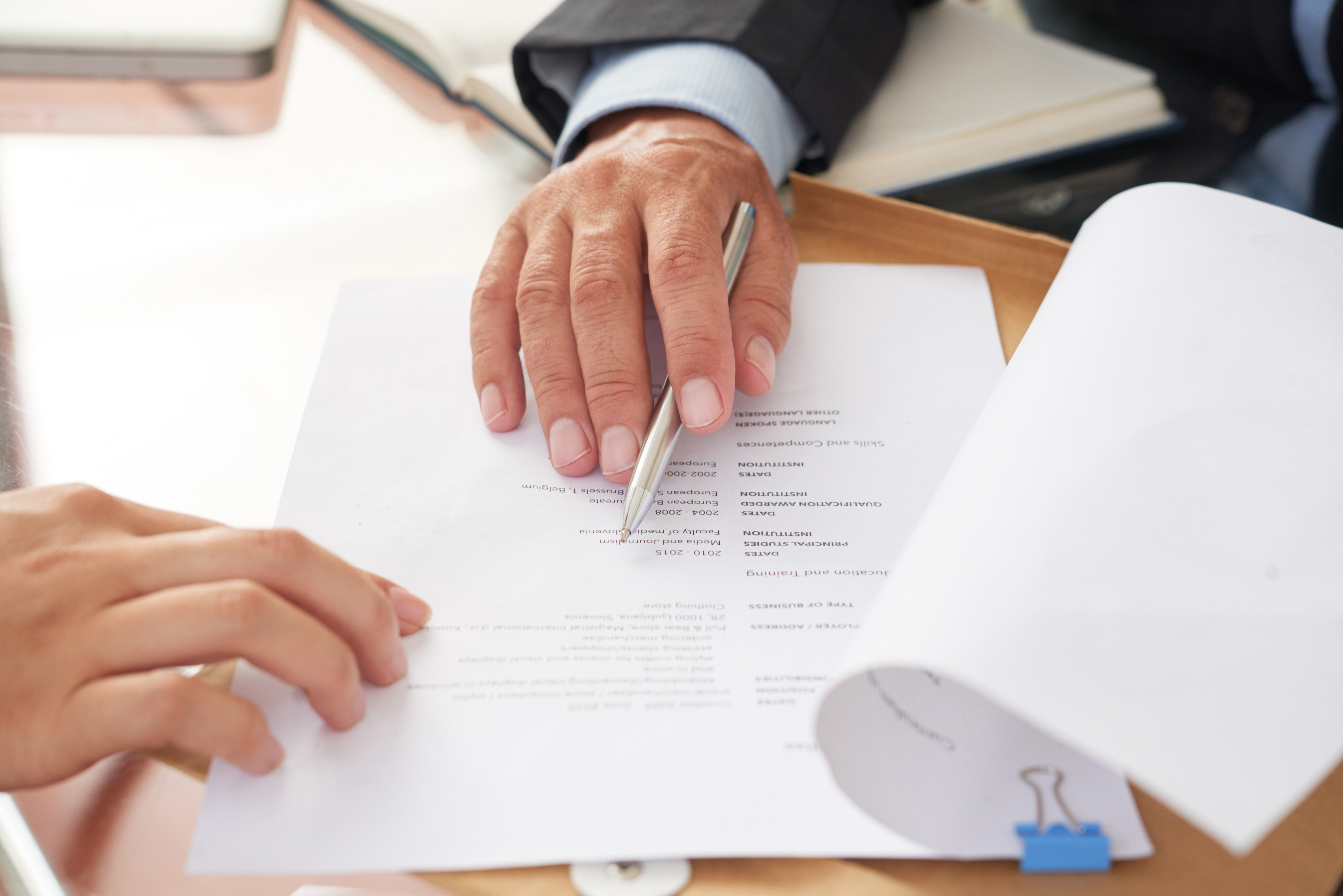 How to Write a Short Resume for Nomination to a Board of