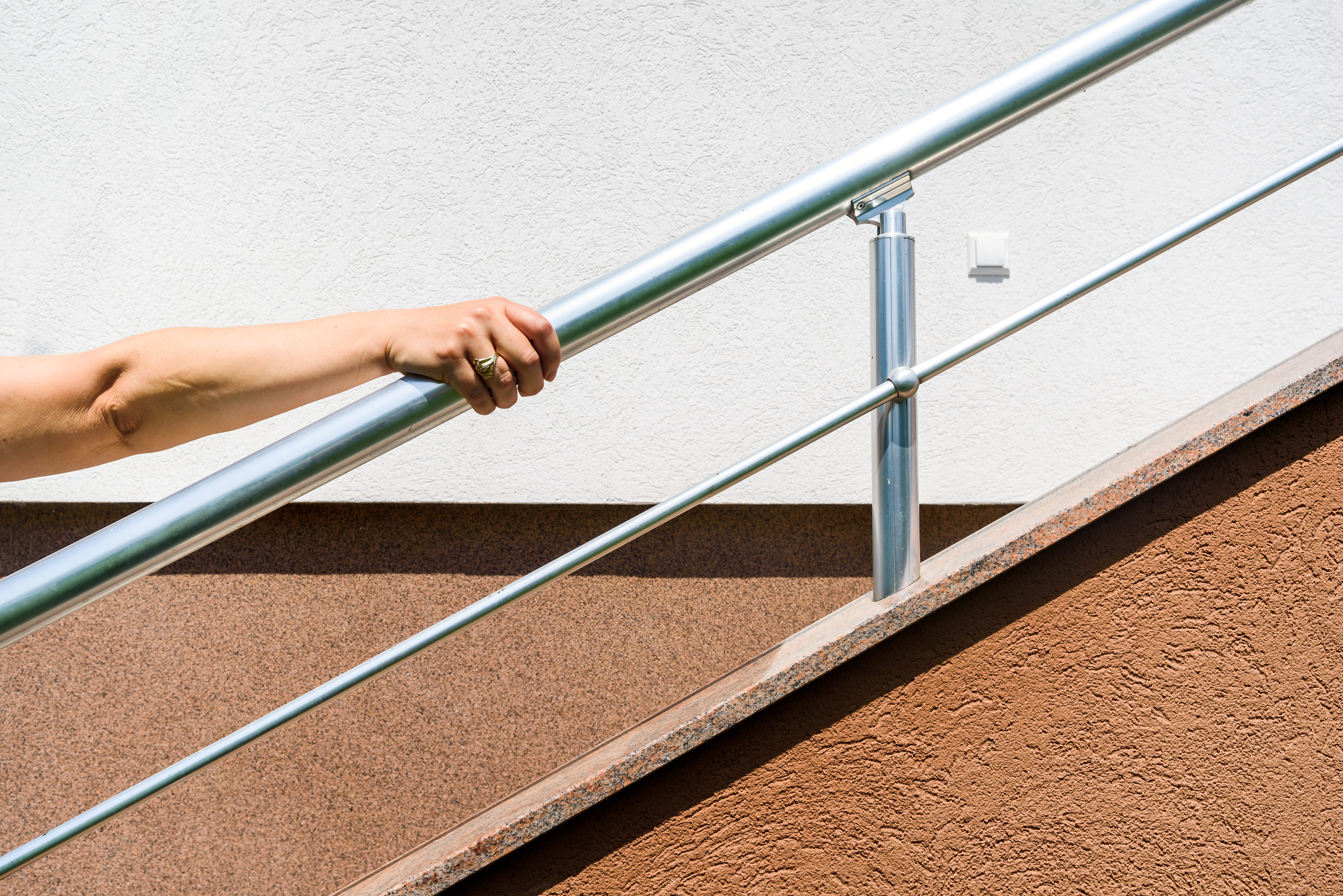 How To Fix A Stair Railing That Is Shaky Home Guides Sf Gate