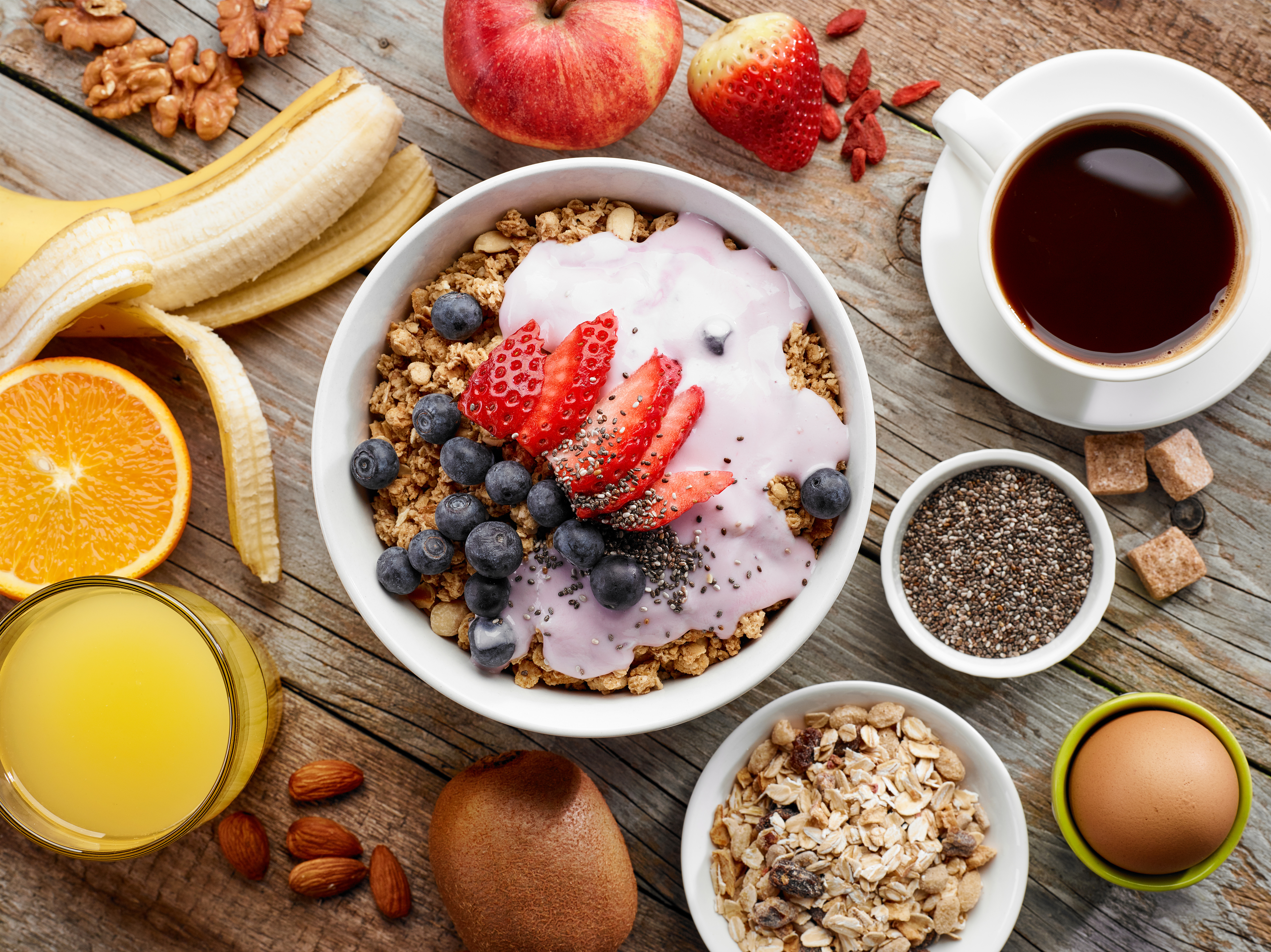 Top 10 Healthy Breakfast Foods