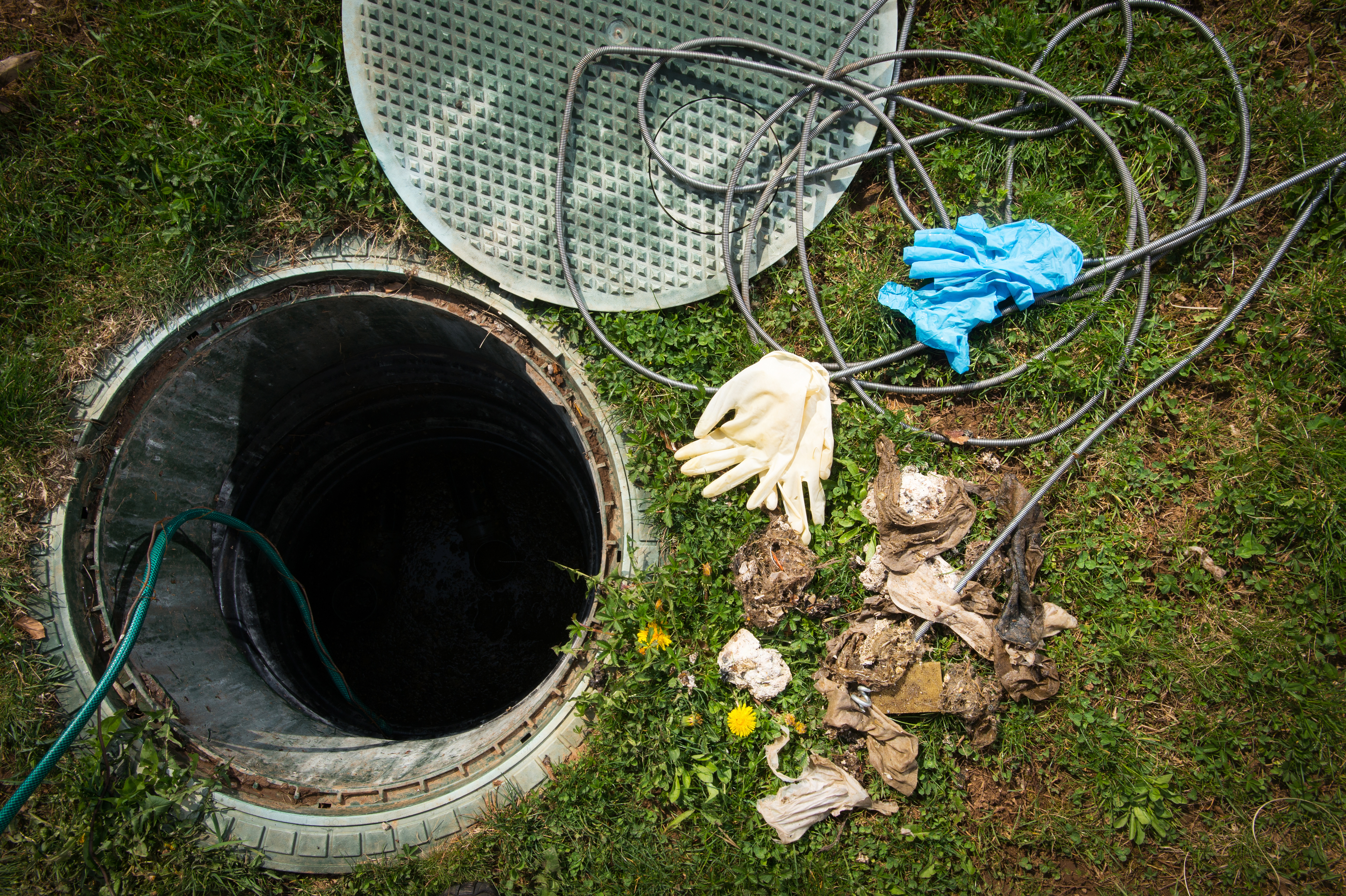 How to Clean Septic Tank Lateral Lines | Hunker