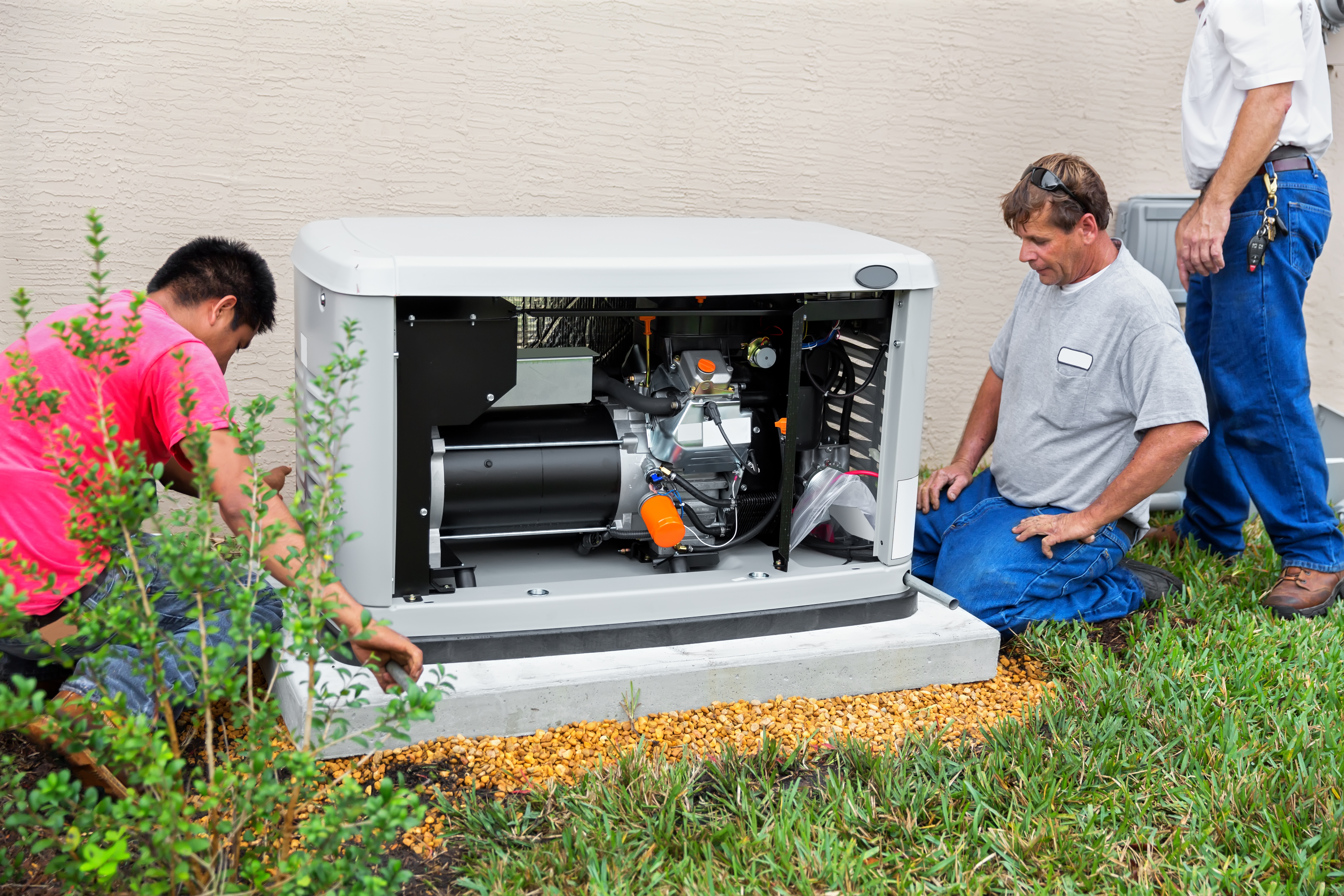 How to Power a Refrigerator by Generator | Home Guides | SF Gate