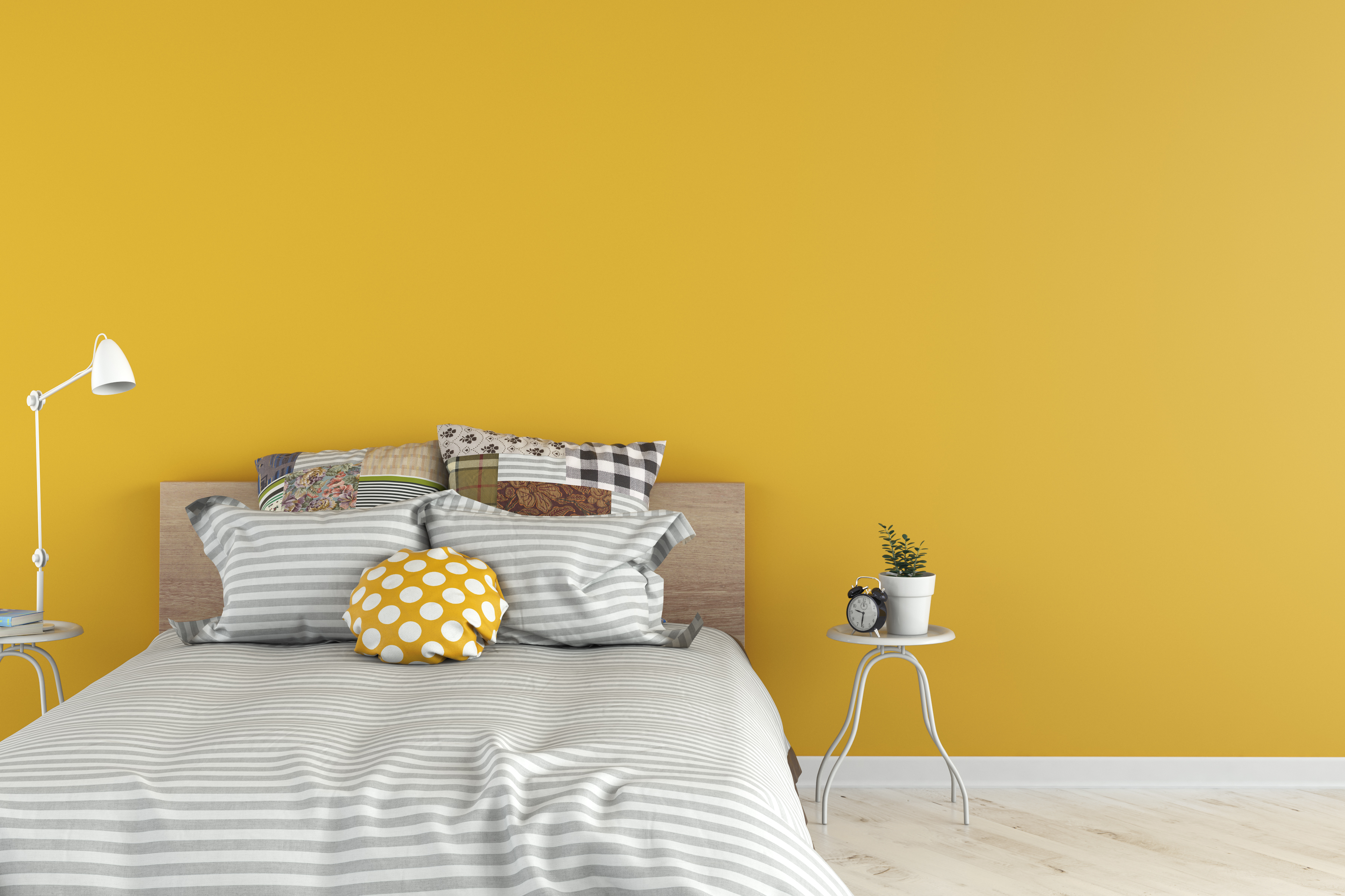 What Ds Go with Yellow-Gold Walls? | Home Guides | SF Gate Er Yellow Bedroom Decorating Ideas on black and yellow bedroom ideas, yellow country bedrooms, yellow and grey bedroom ideas, beach house master bedroom ideas, yellow bedroom art, yellow bedroom window treatments, yellow bathroom remodeling ideas, yellow bedroom inspiration, floral bedroom ideas, yellow bedroom decorations, traditional small bedroom ideas, yellow bedroom rugs, yellow master bedroom ideas, teenage girl bedroom ideas, light yellow bedroom ideas, yellow themed bedroom, yellow painted bedroom decorating, yellow girls' bedroom, yellow bedroom accessories, blue bedroom ideas,