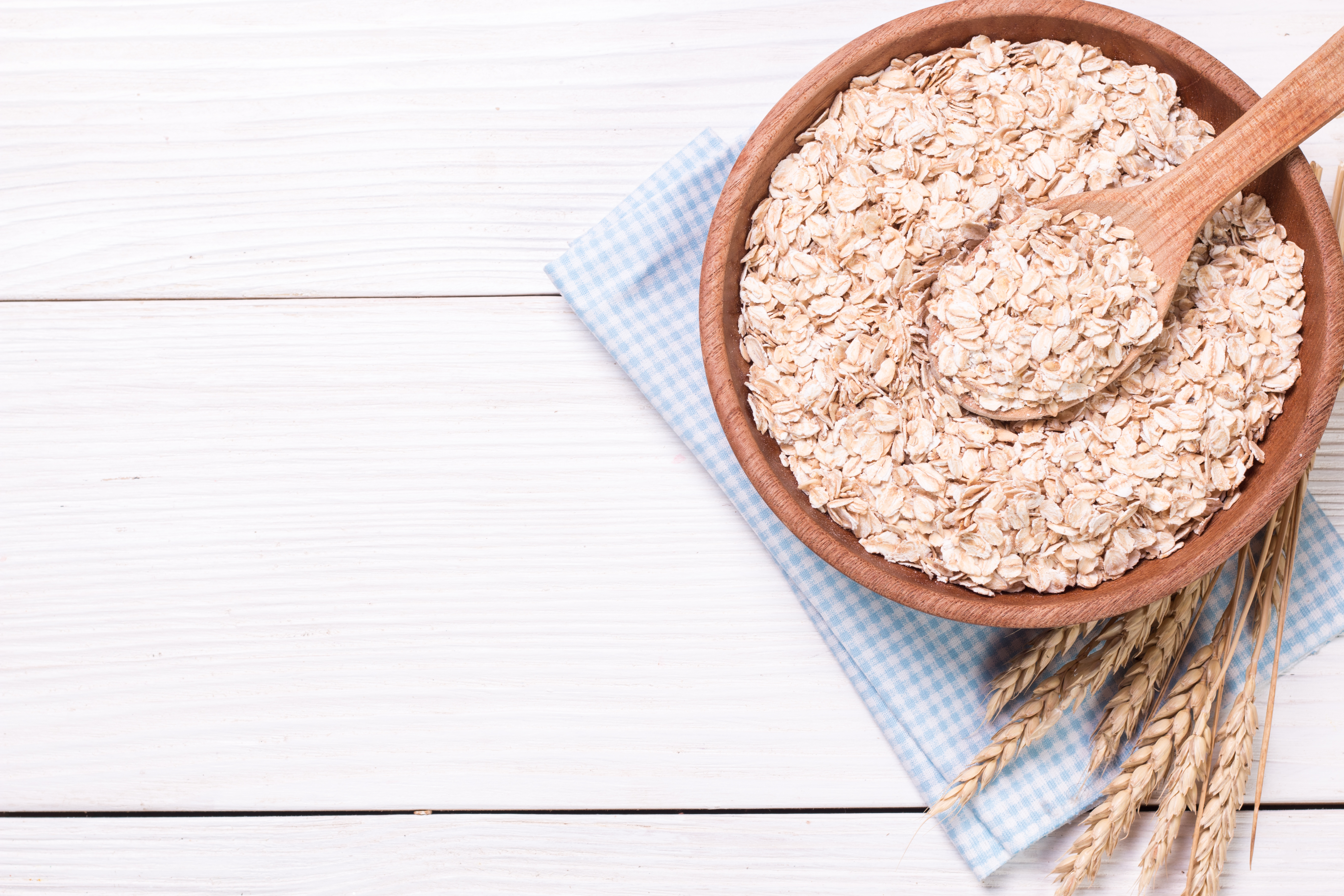 How to Substitute Oat Fiber for Oat Flour | Healthy Eating