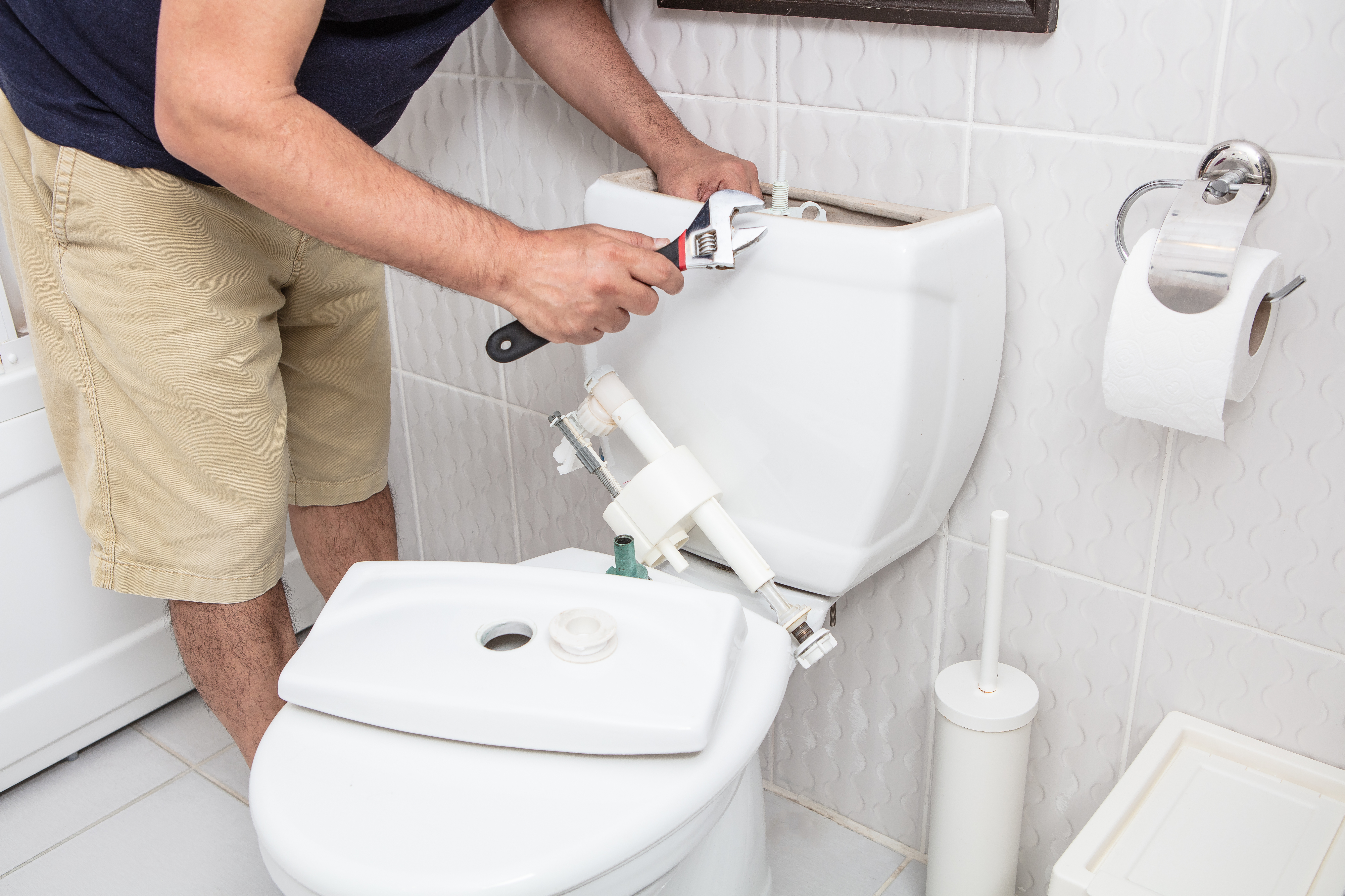 How to Plumb a Toilet From Start to Pipe | Home Guides | SF Gate