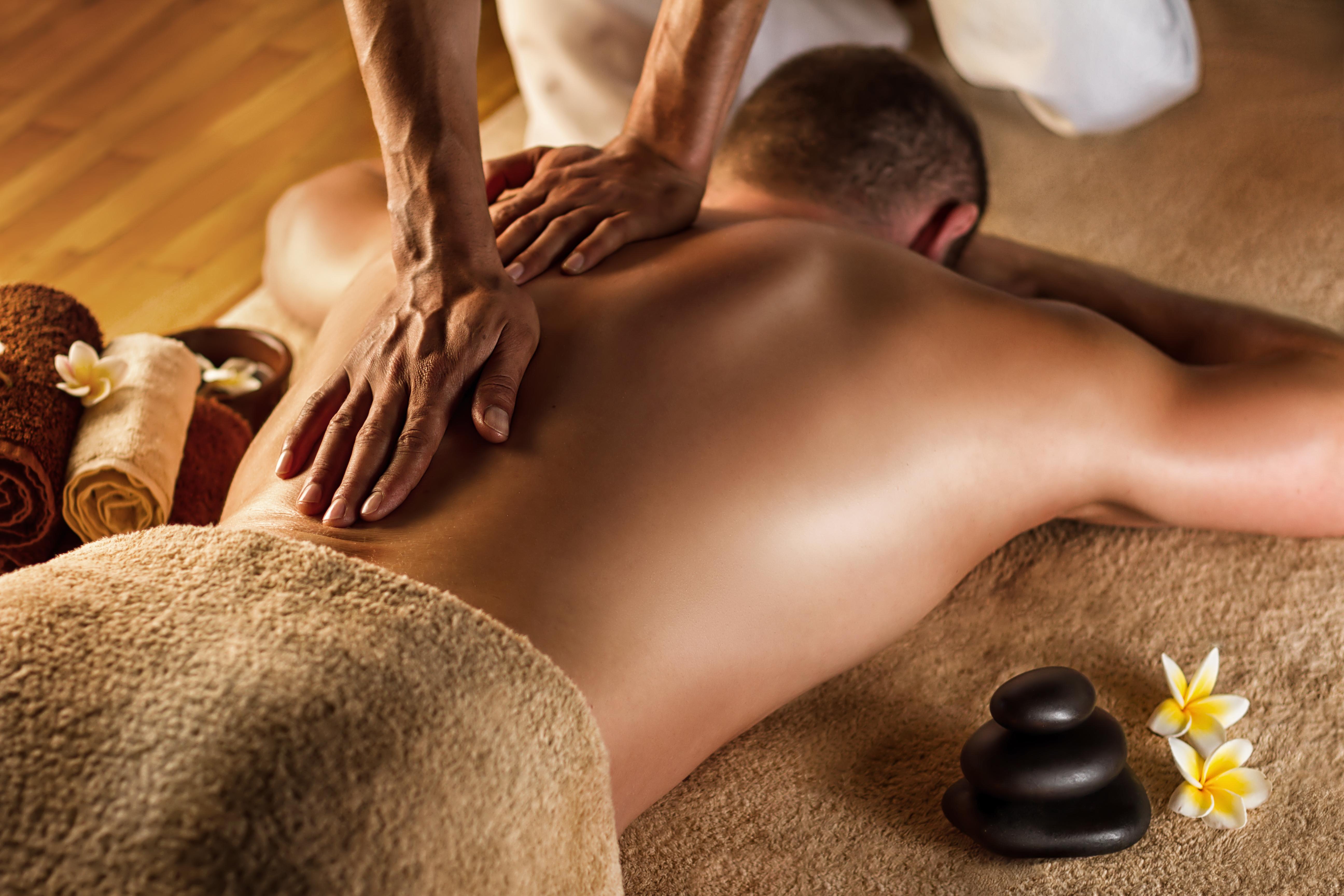 Male Sensual Massage