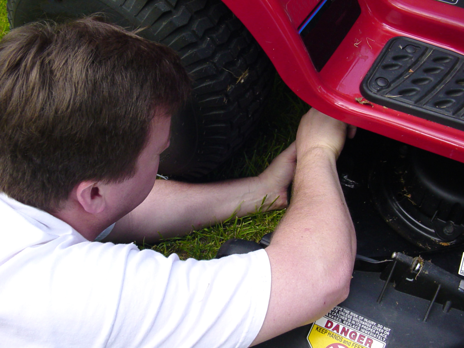 How to Adjust Tension on the PTO of a Troy-Bilt Pony | Home