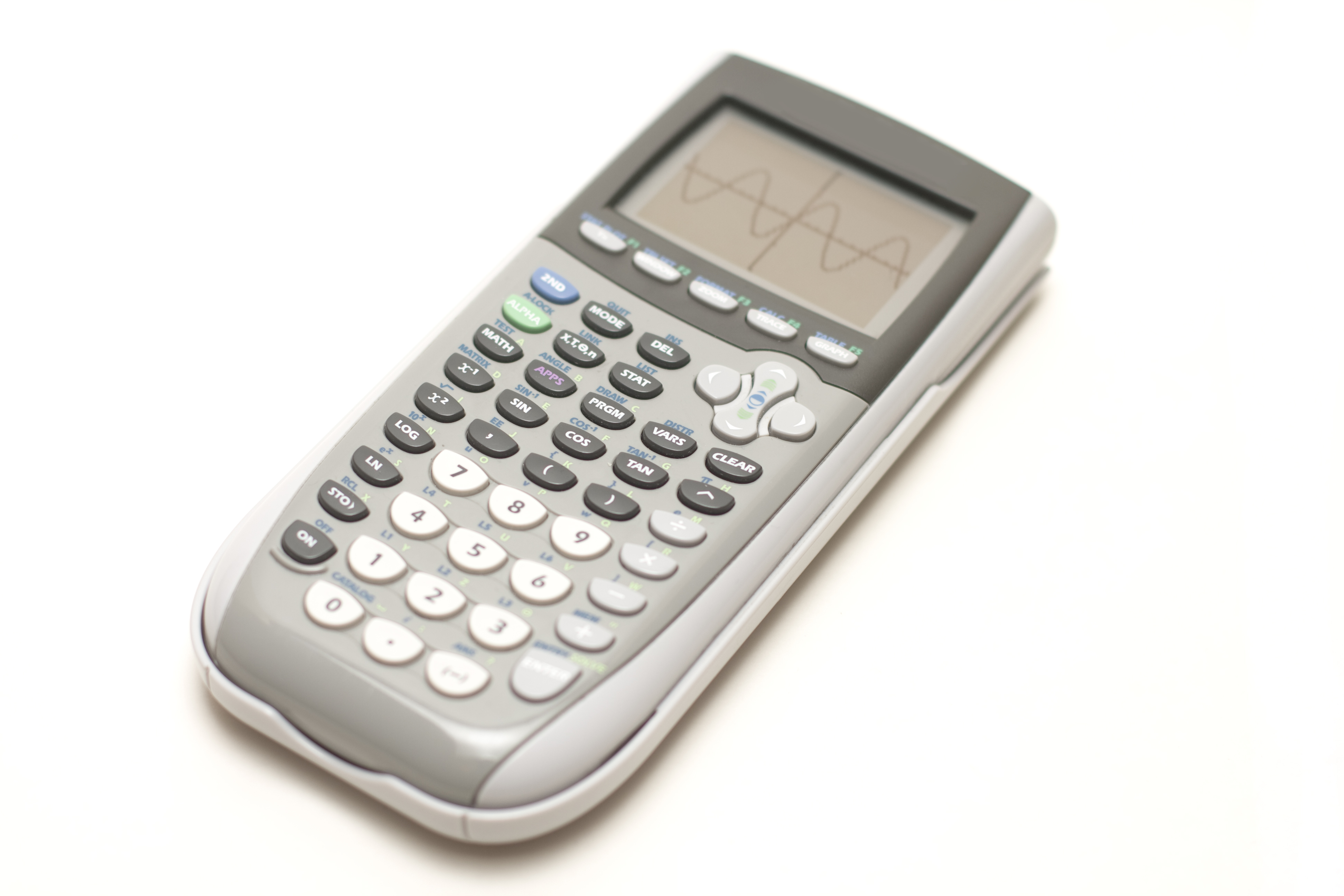How to Make an Equal Sign on the TI-84 Plus Silver Edition