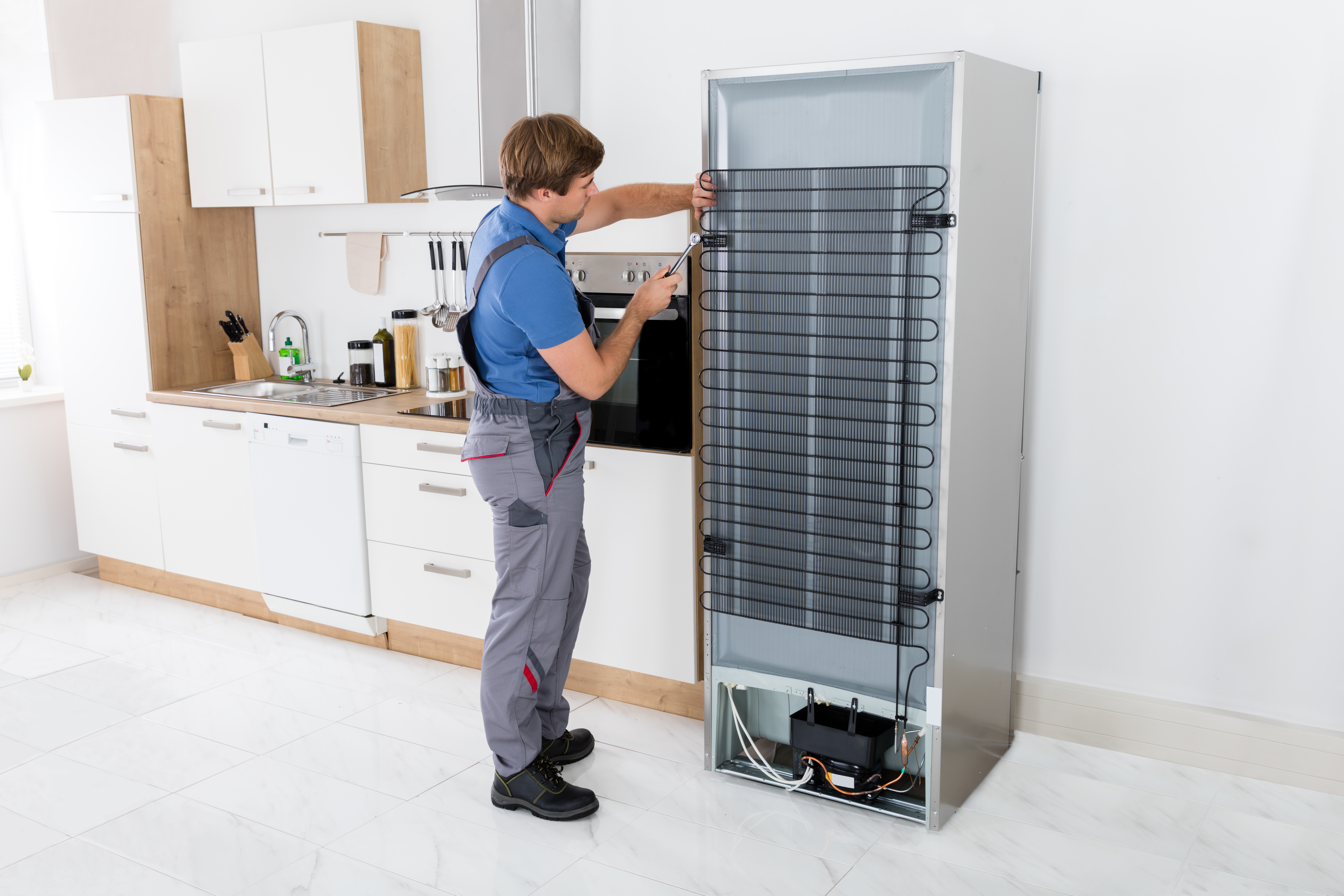 How to Know When Your Refrigerator Is Broken | Home Guides