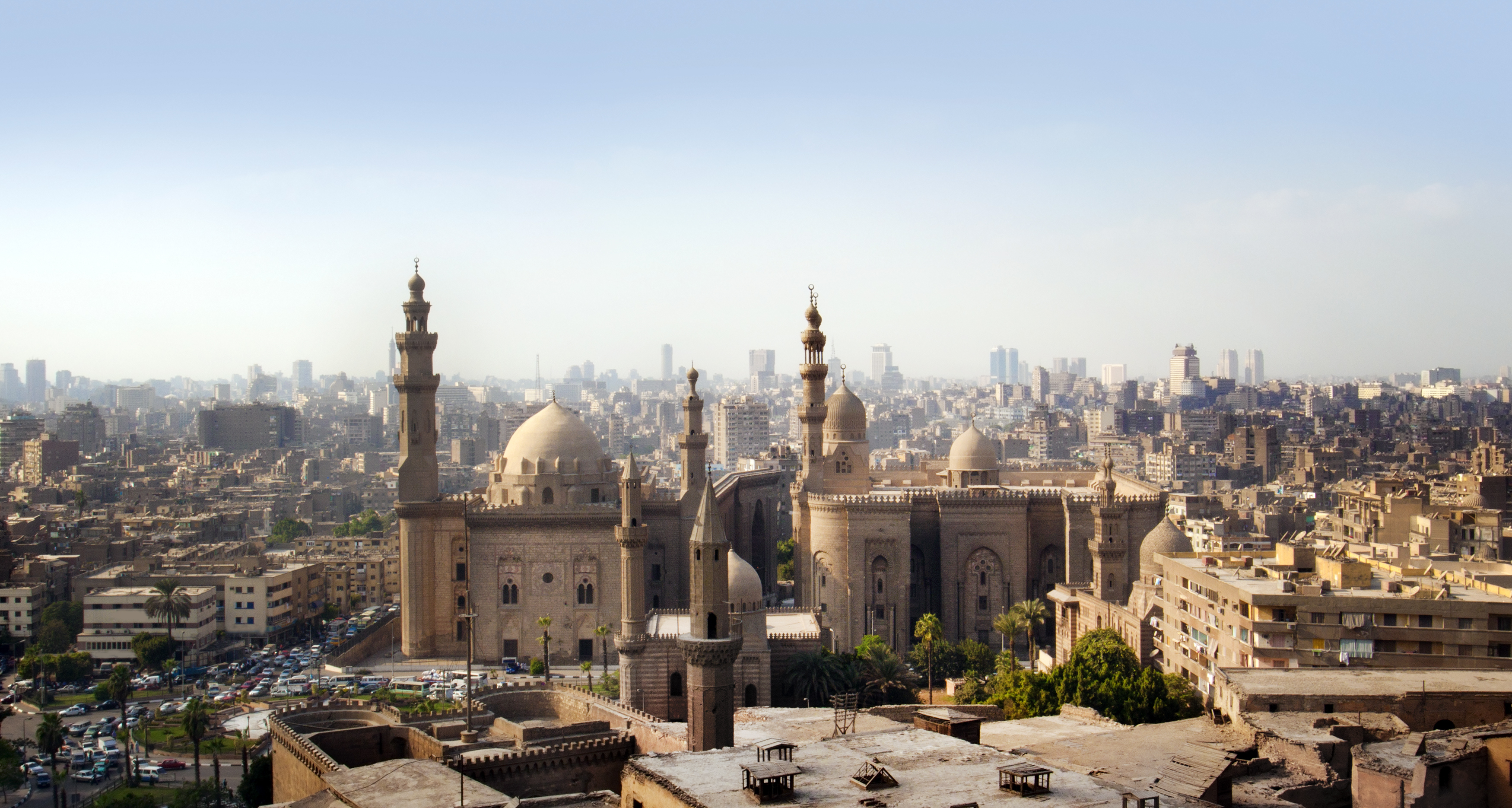 egypt cairo population