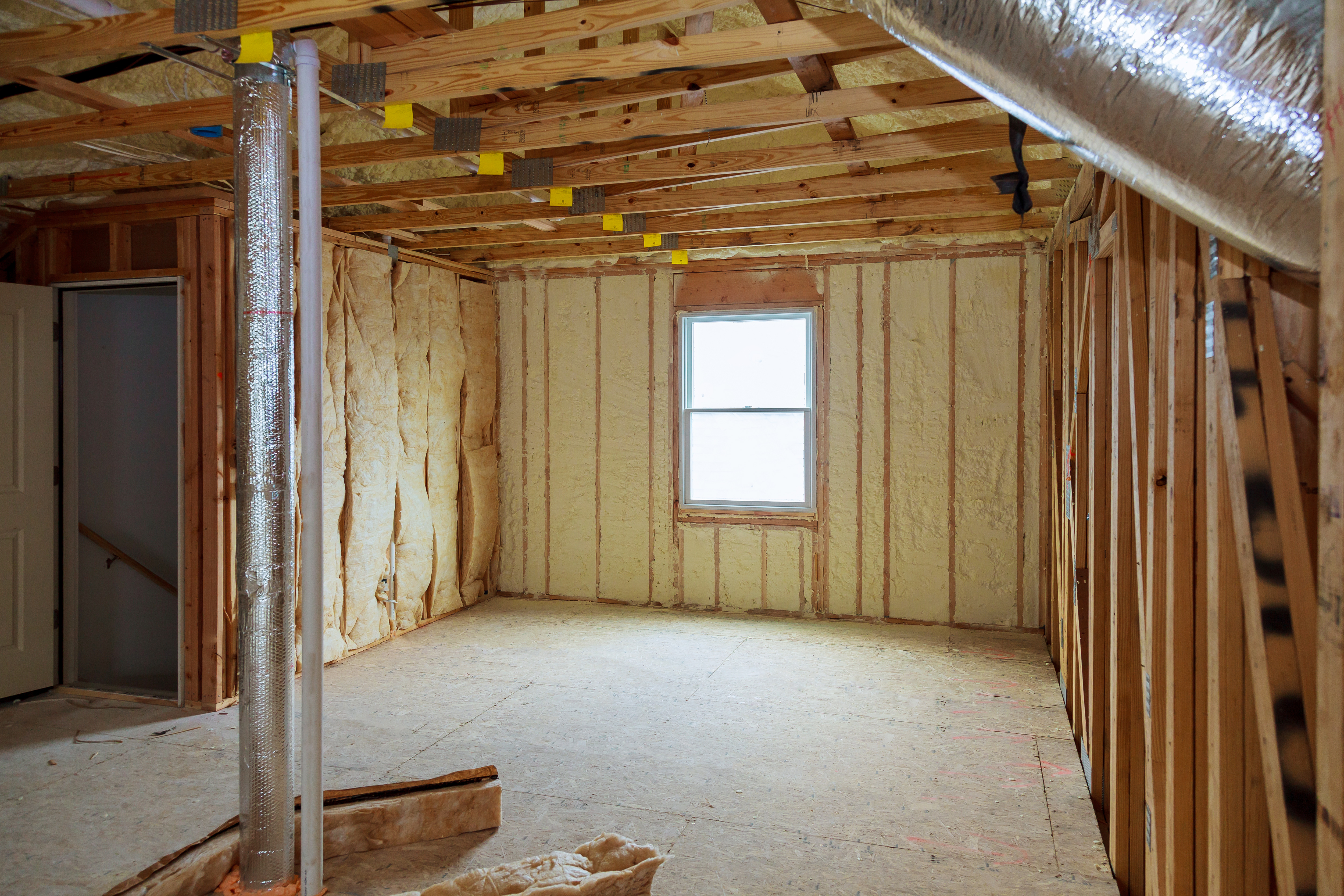 How to Check a Leaking Duct in the Attic | Home Guides | SF Gate
