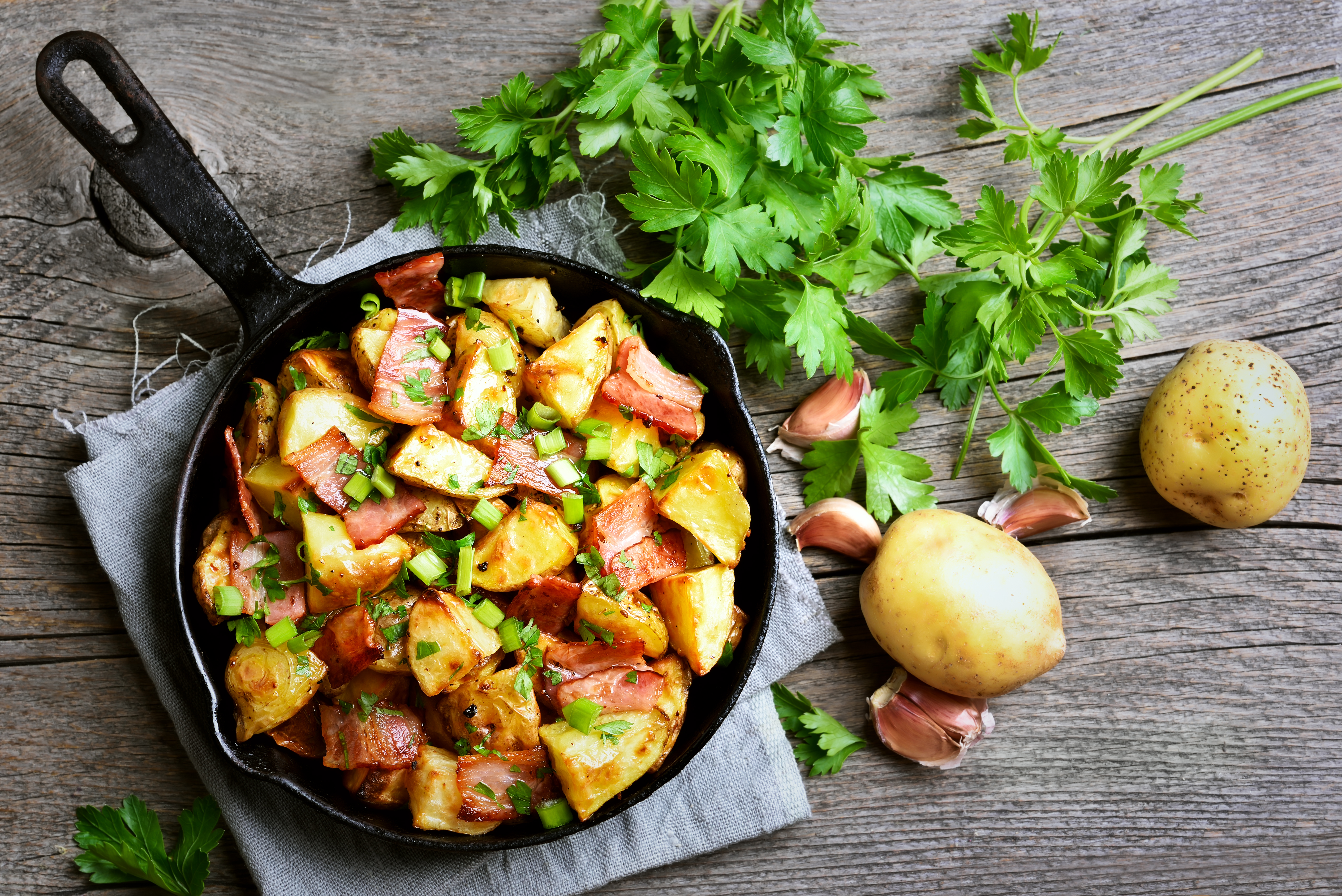 The Benefits of Eating Potato Skins | Healthy Eating | SF Gate