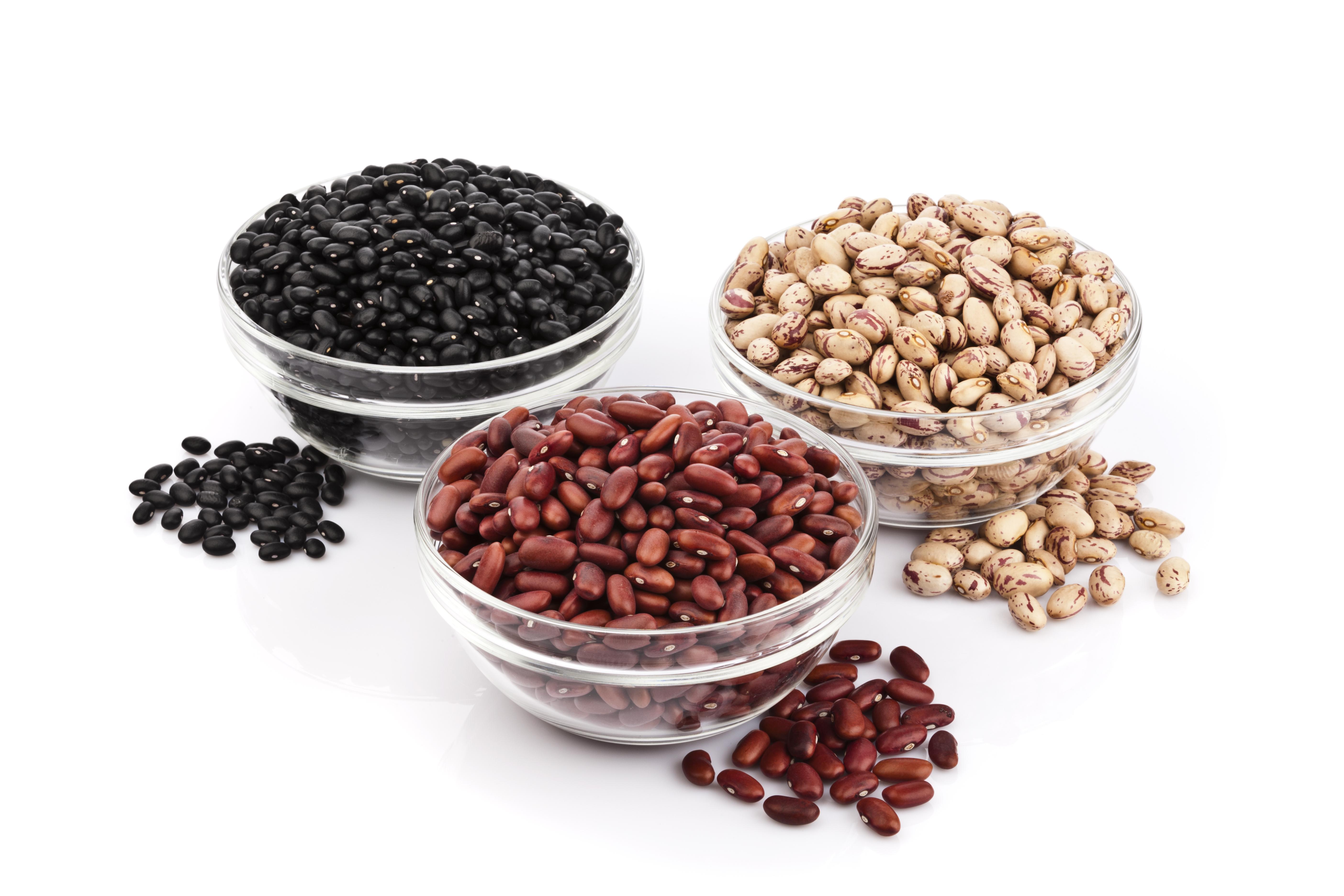 Black asian beans urds