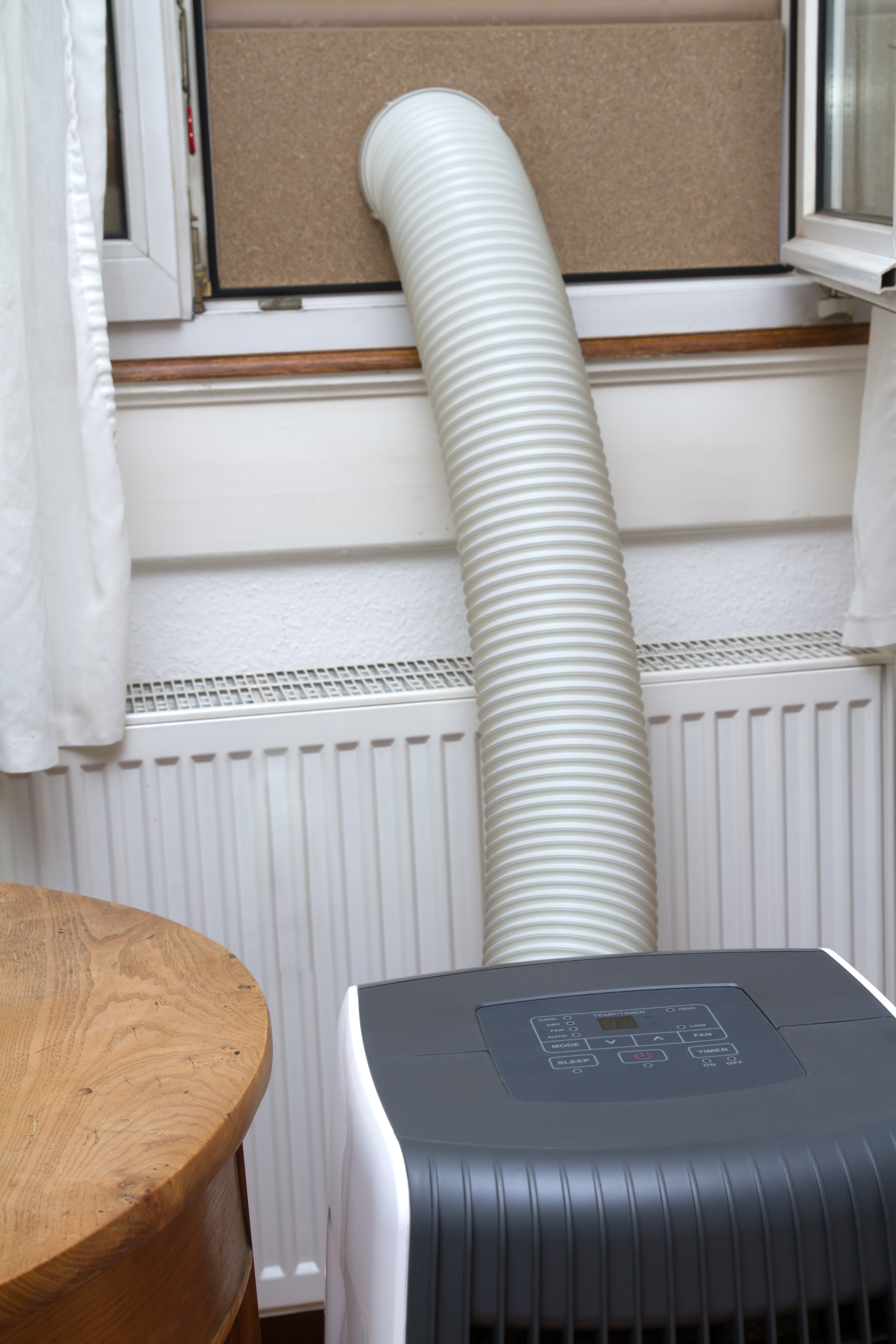 How to Use a Portable Air Conditioner Without Hoses | Hunker
