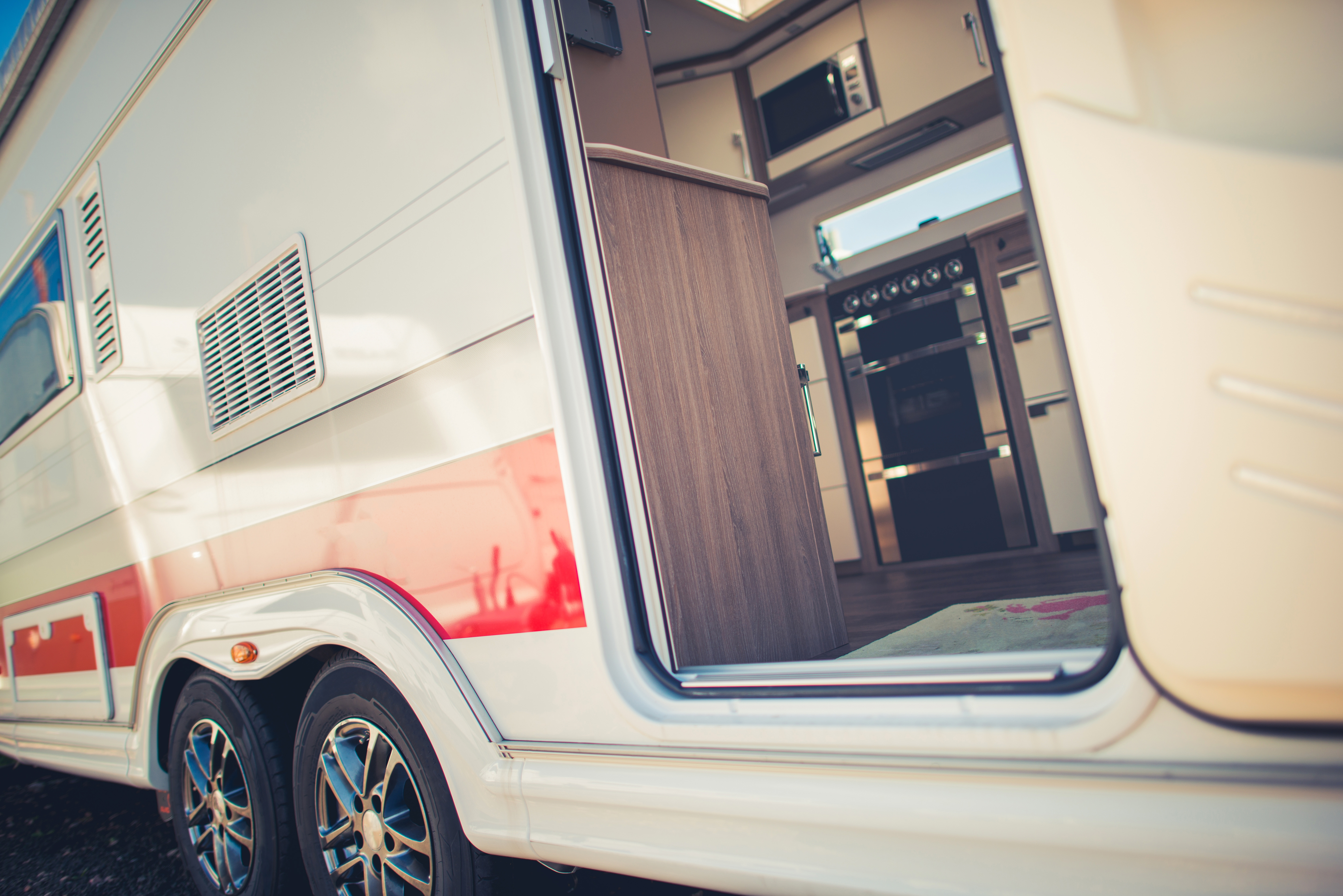 How Does a Travel Trailer Toilet Work? | USA Today