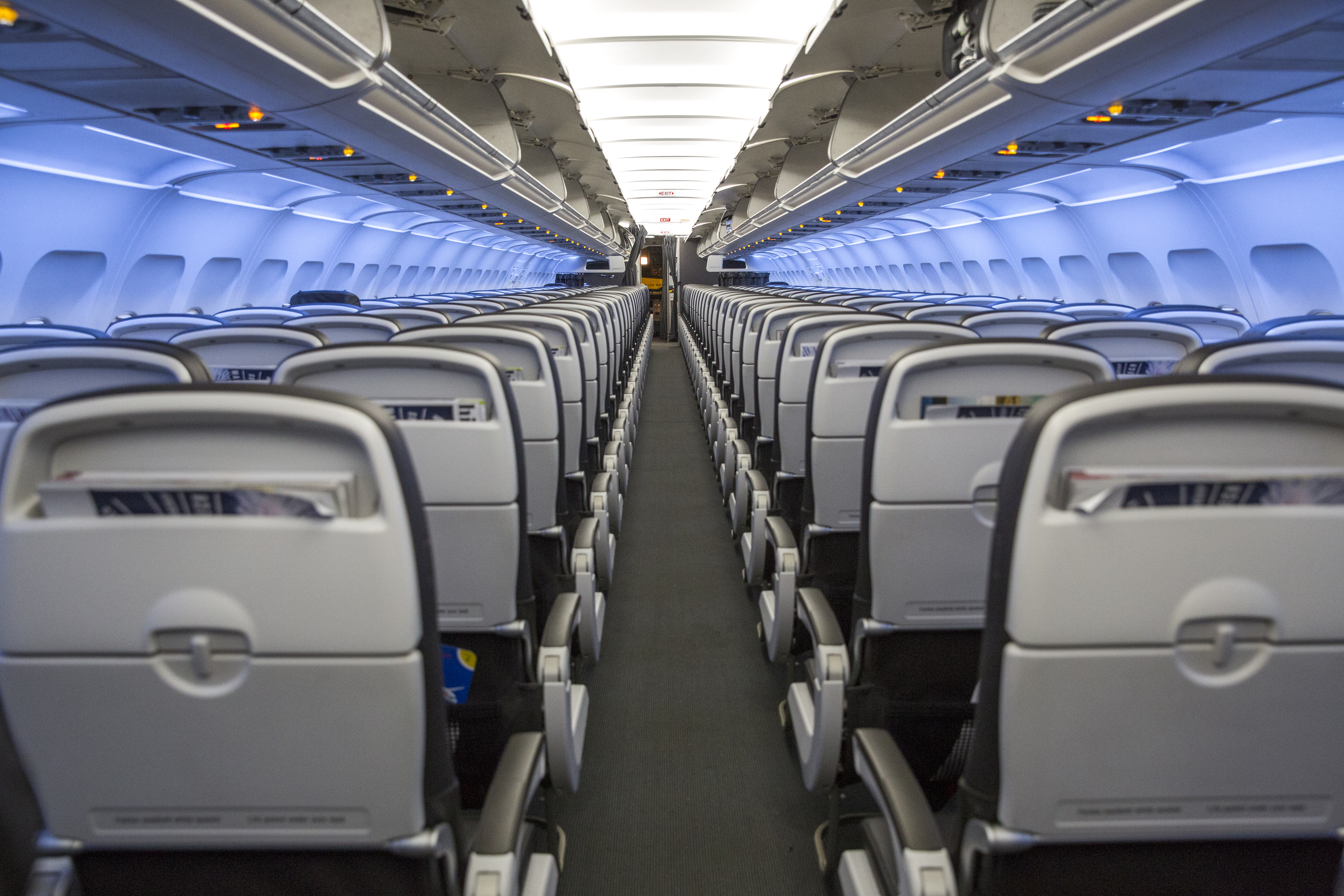 Types Of Aircraft Used By United Airlines