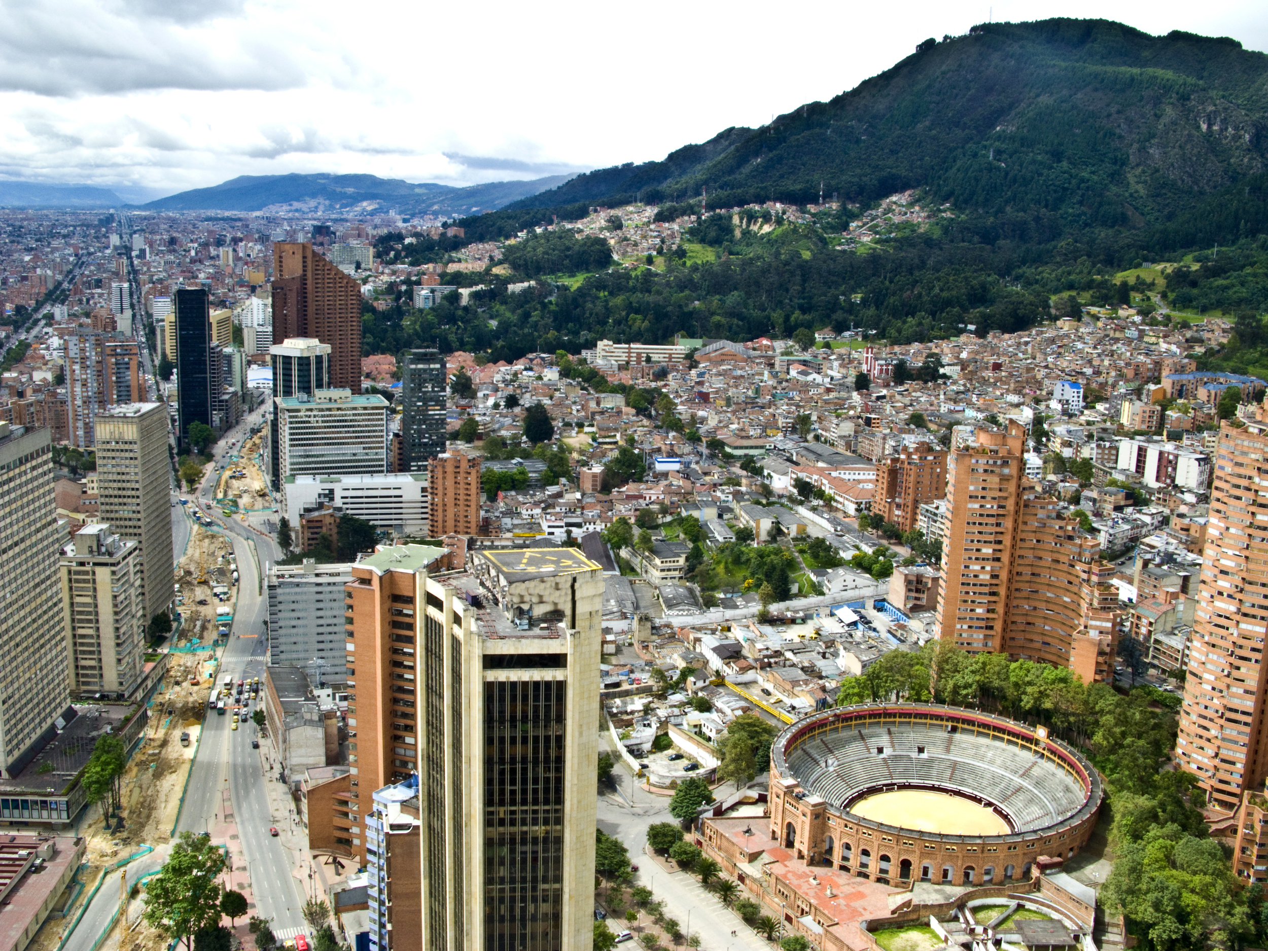Famous Cities & Landmarks in Colombia