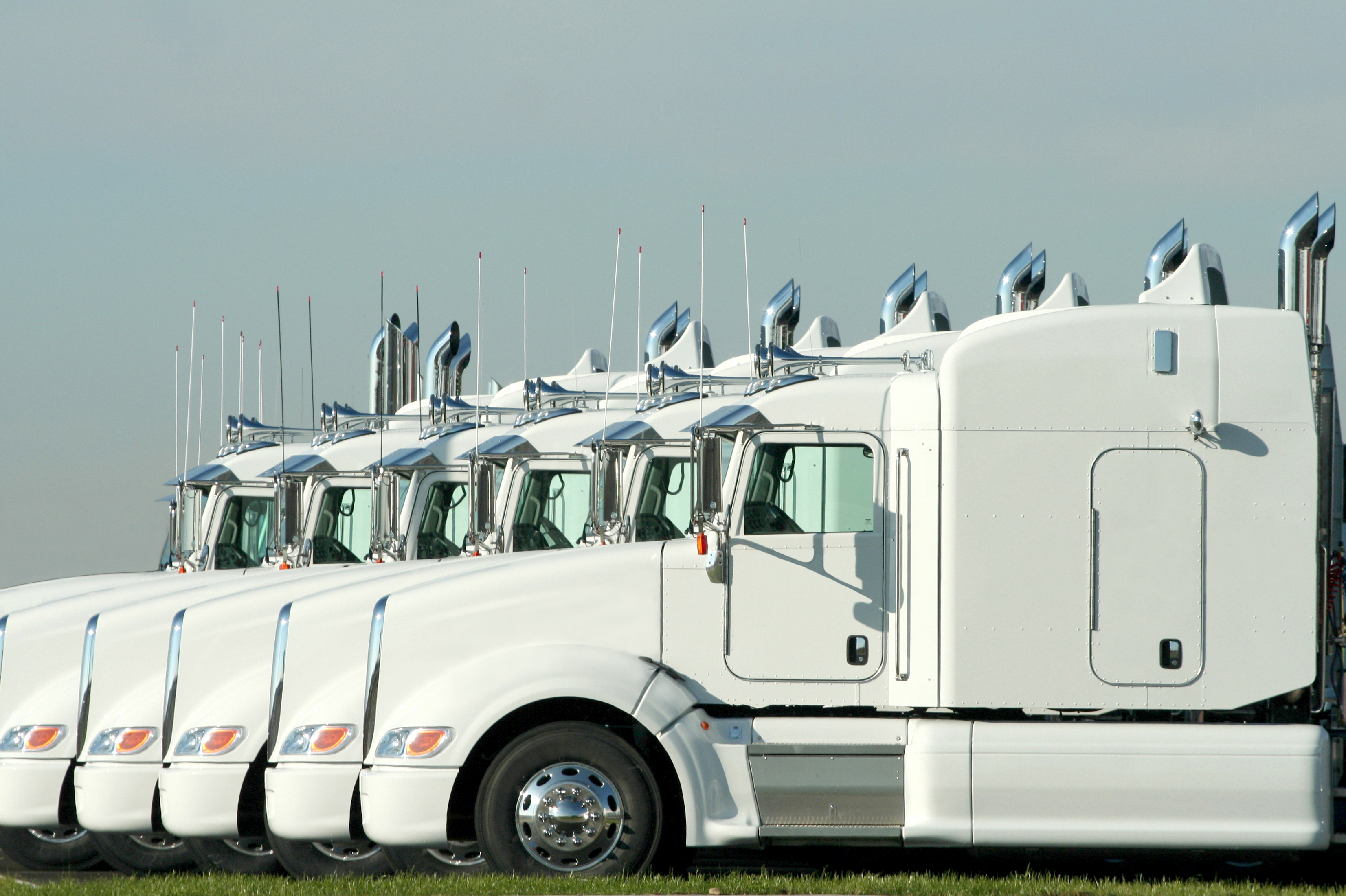 Largest Trucking Companies in the U S  | Bizfluent