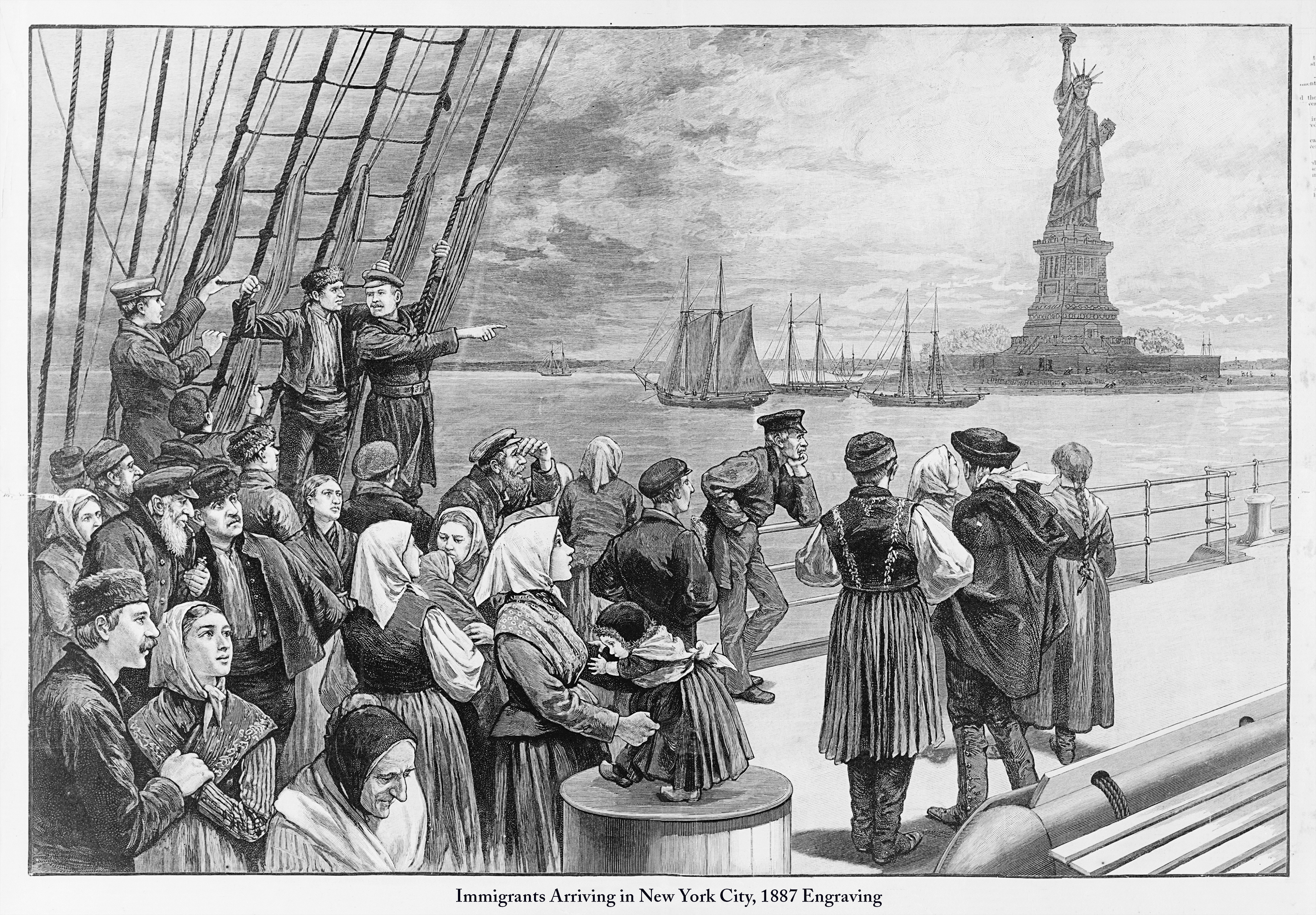 What Jobs Did Immigrants Work During The 19th Century