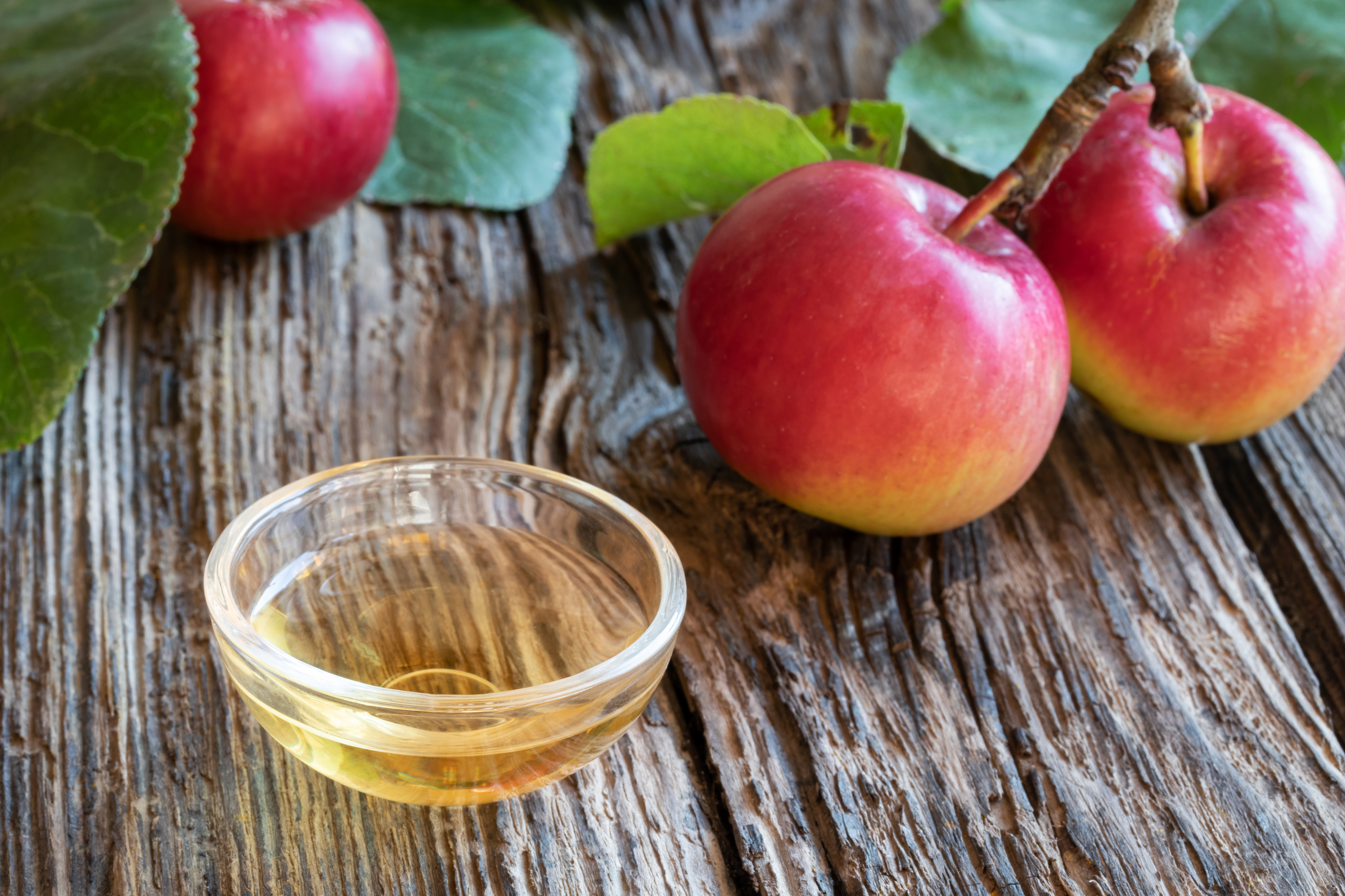 Health Benefits of Unfiltered Apple Cider Vinegar | Healthy