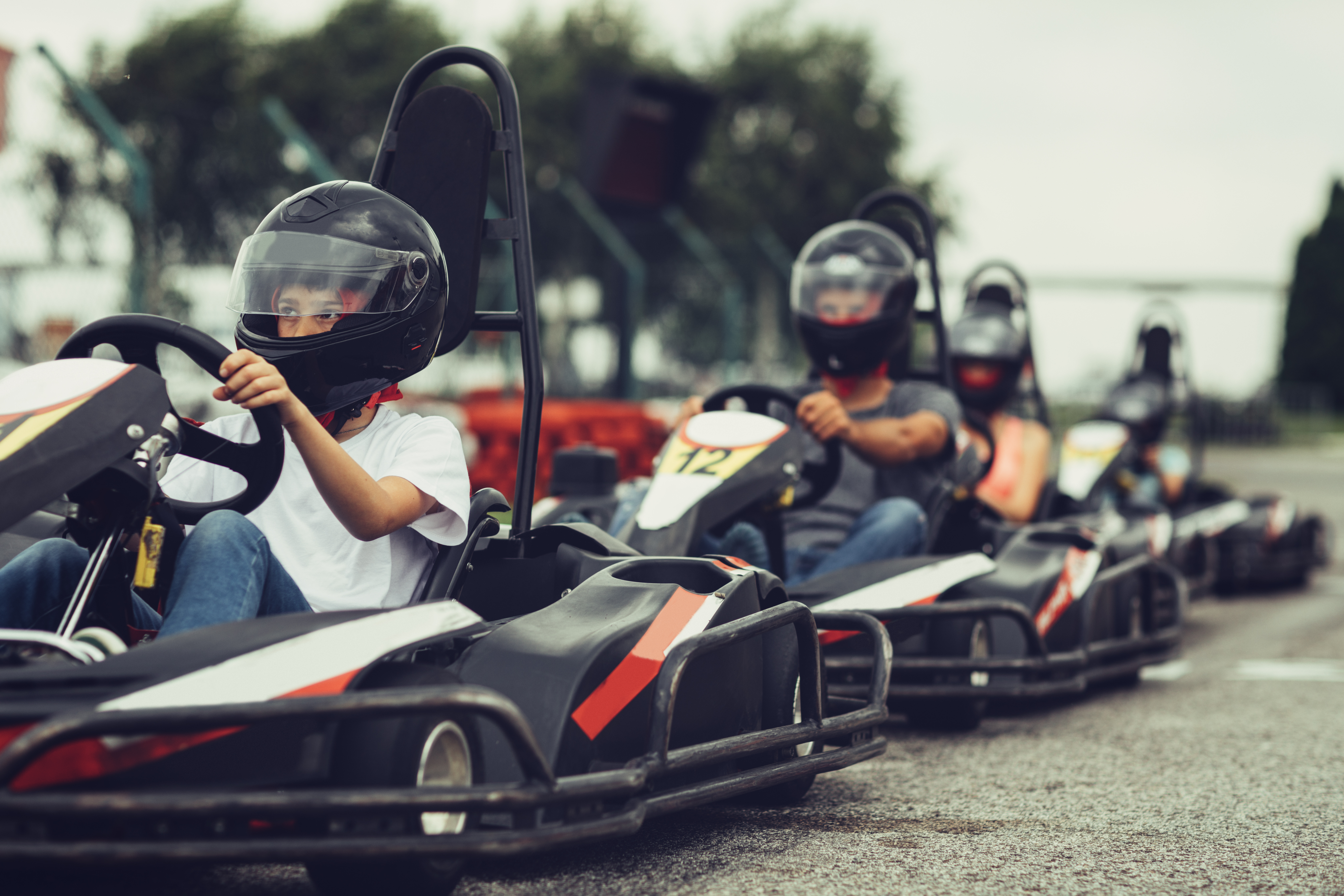 How to Start a Go-Kart Business | Chron com