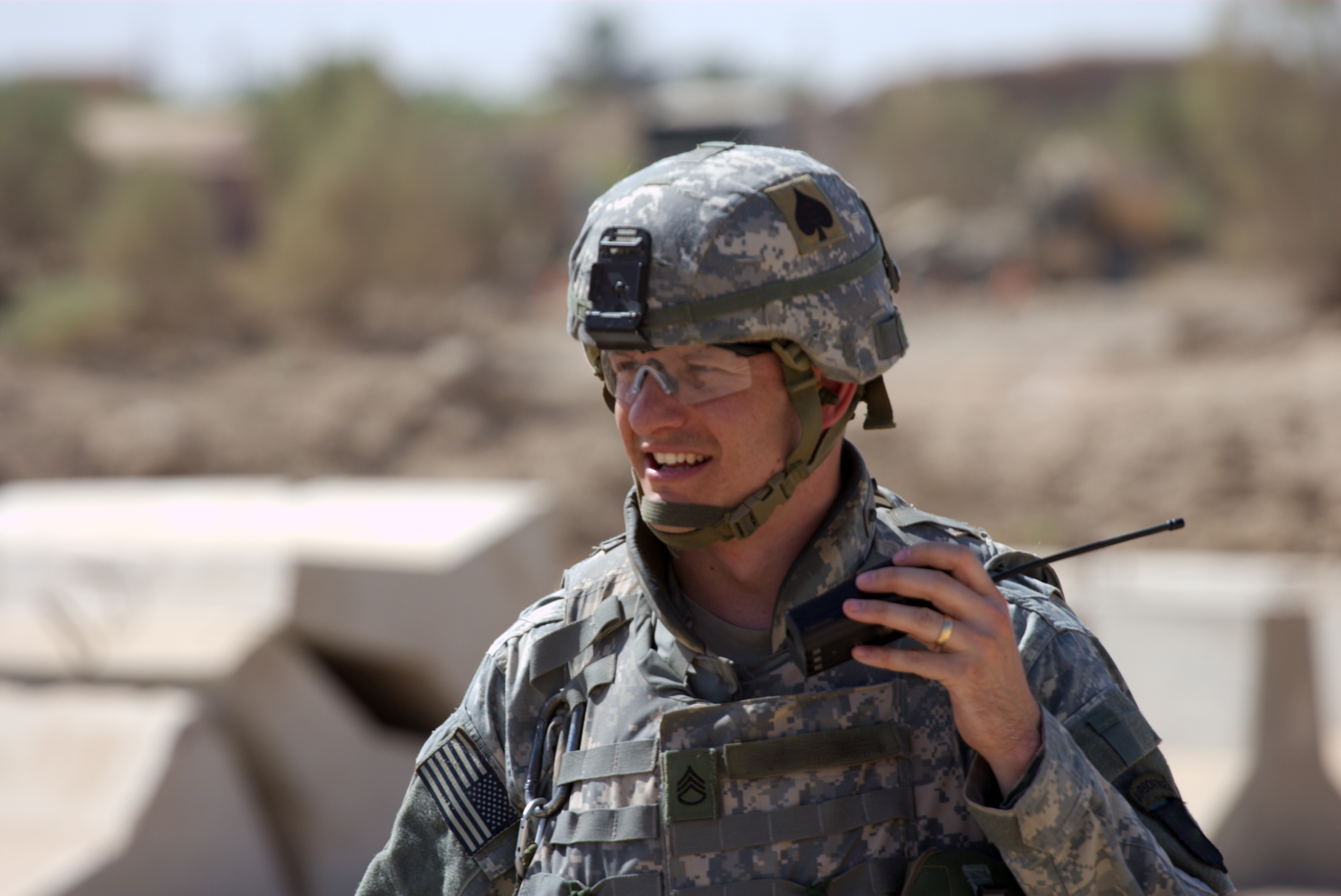 What Are the Duties of a U S  Army Sergeants? | Chron com