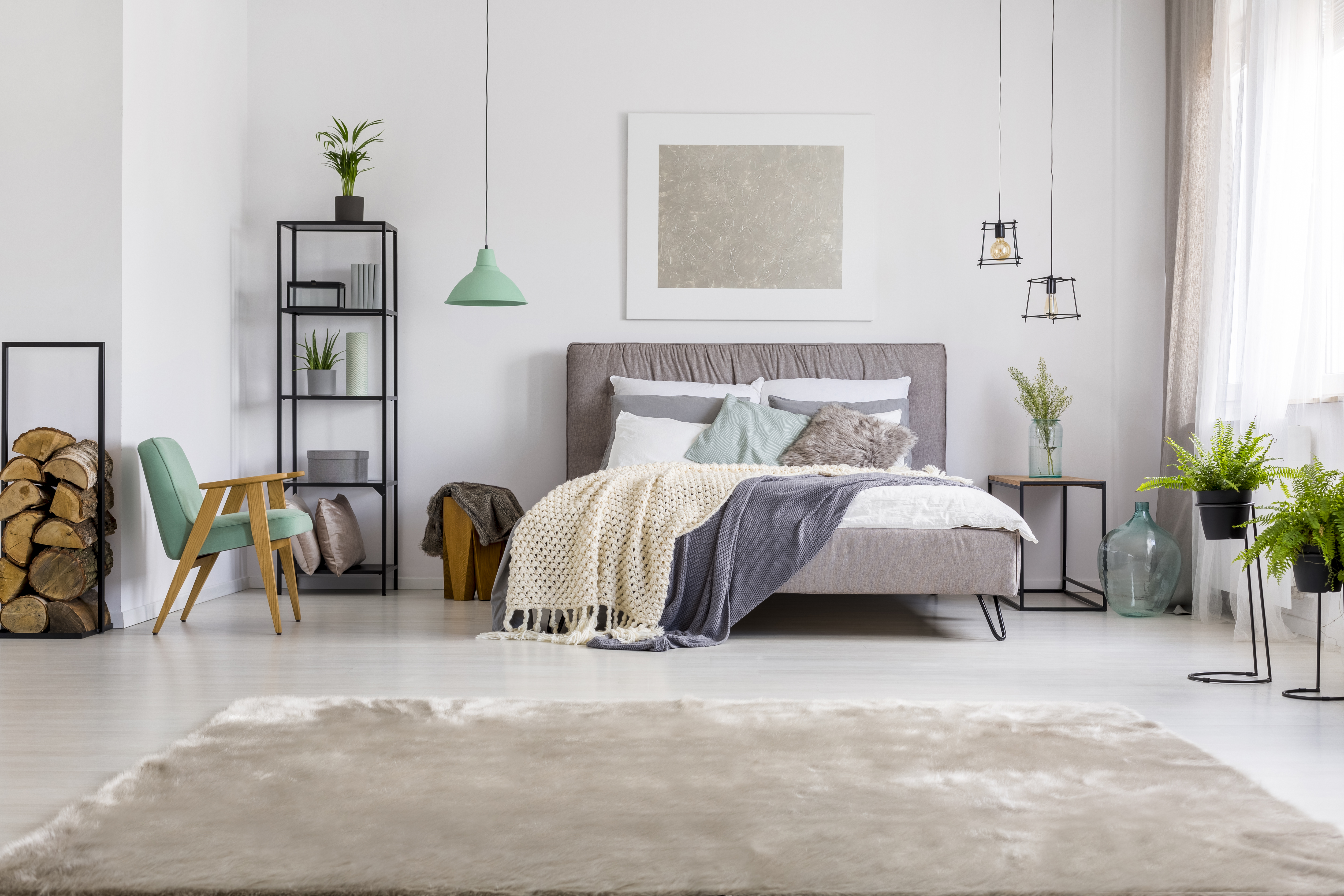 How to Keep the Cold Out of Bedroom Walls | Home Guides | SF
