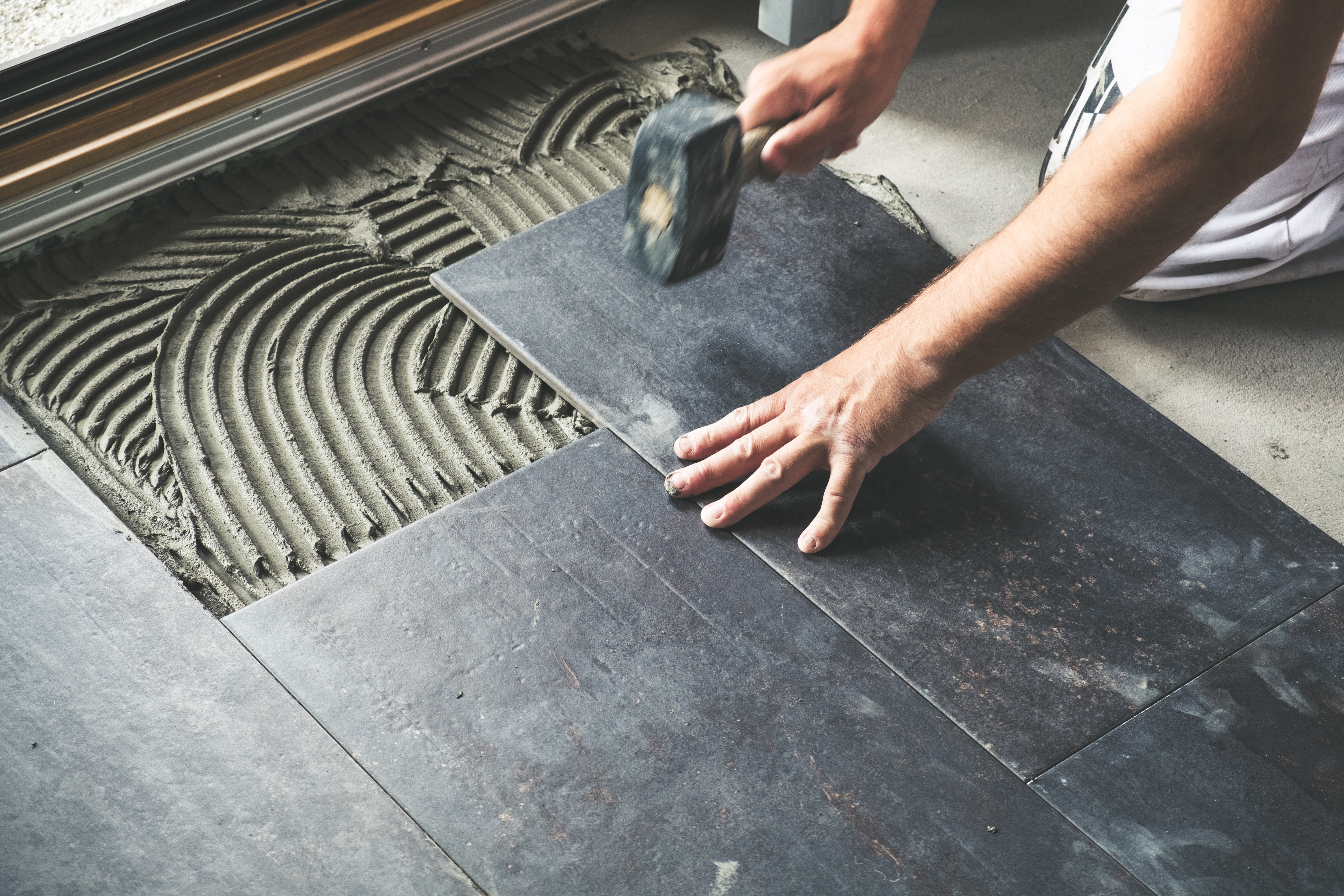 How To Prepare A Floor For Peel Stick Tile