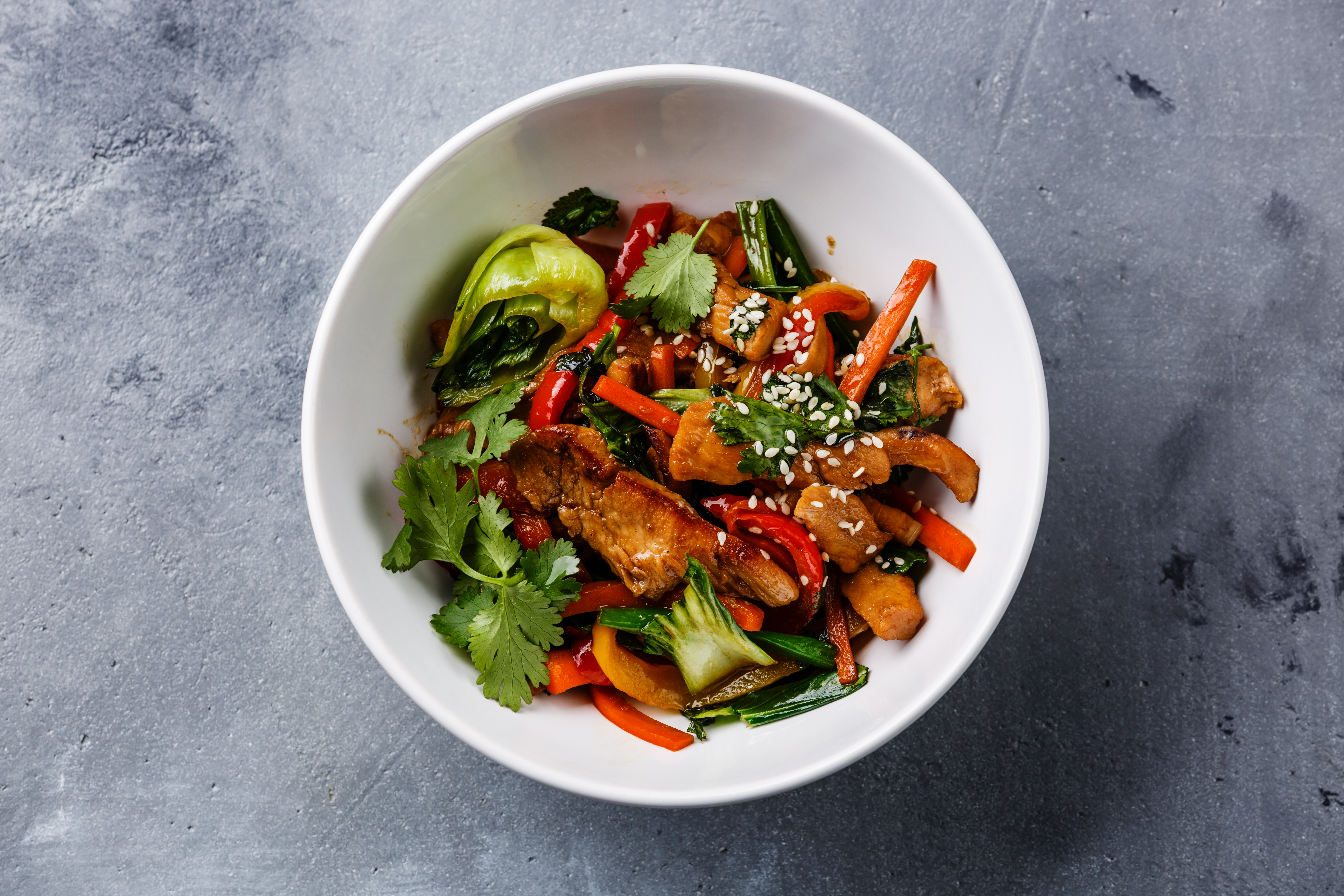 Low Sodium Stir Fry Cooking Healthy Eating Sf Gate