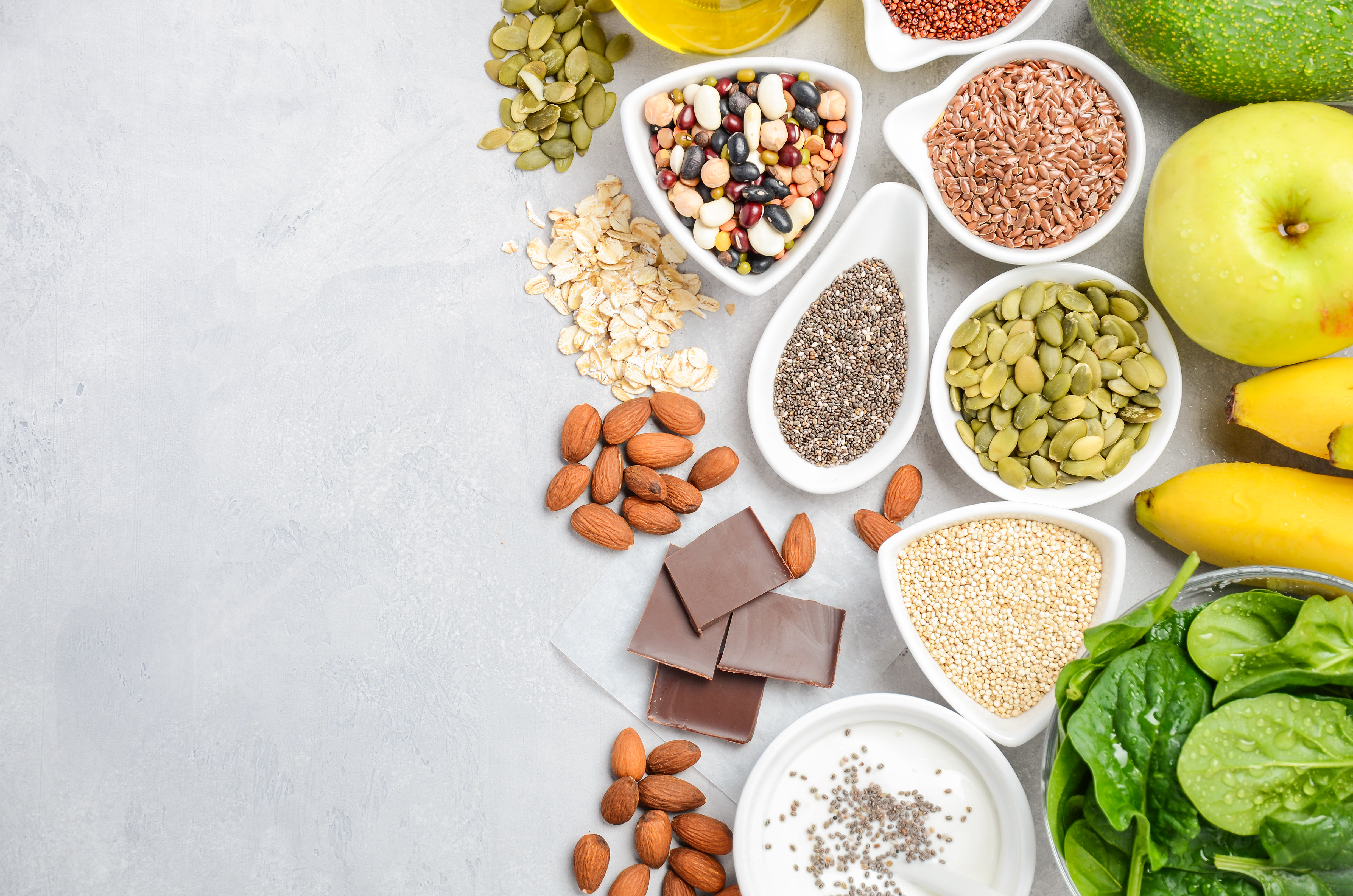 separate protein and carbohydrate diet