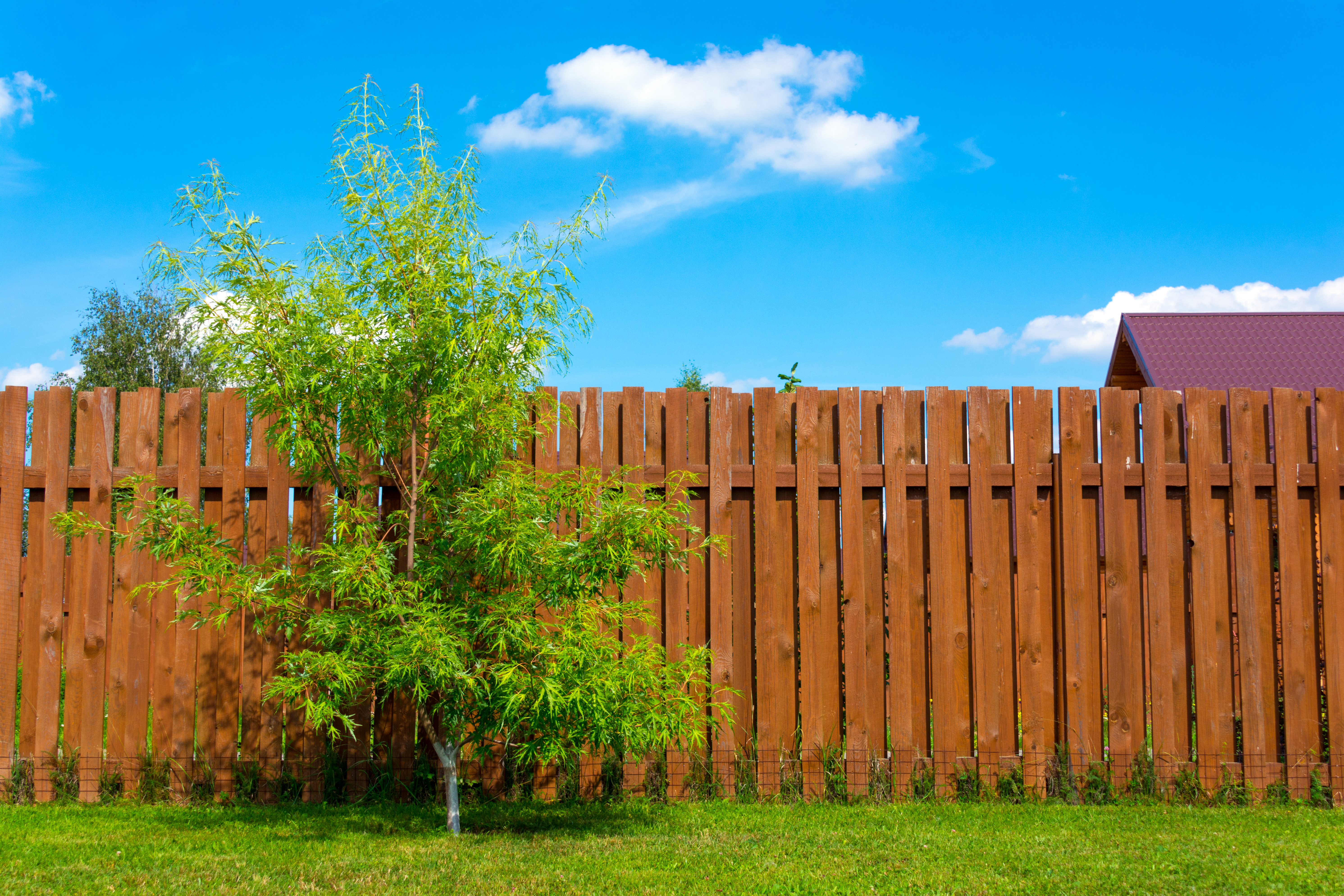 How to Brace a Wooden Fence | Hunker
