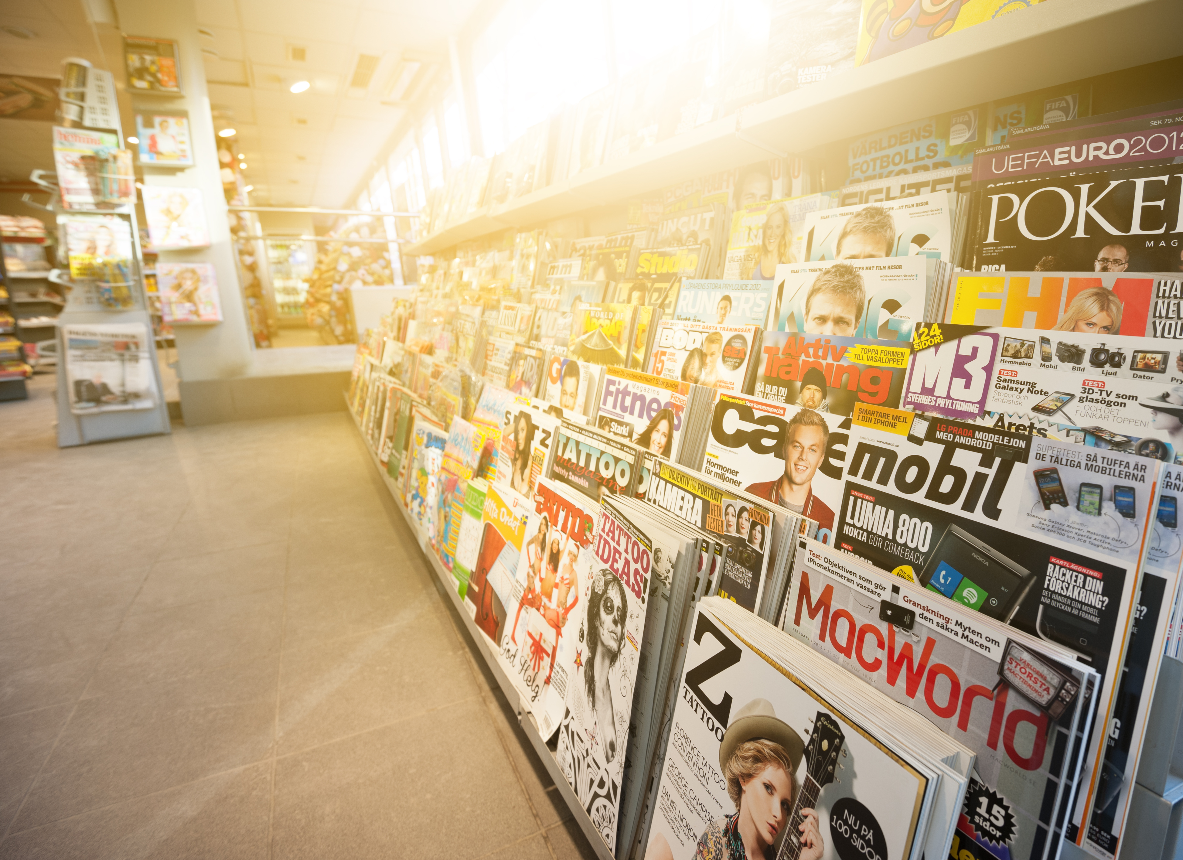 Types of Jobs in Magazine Publishing | Chron com
