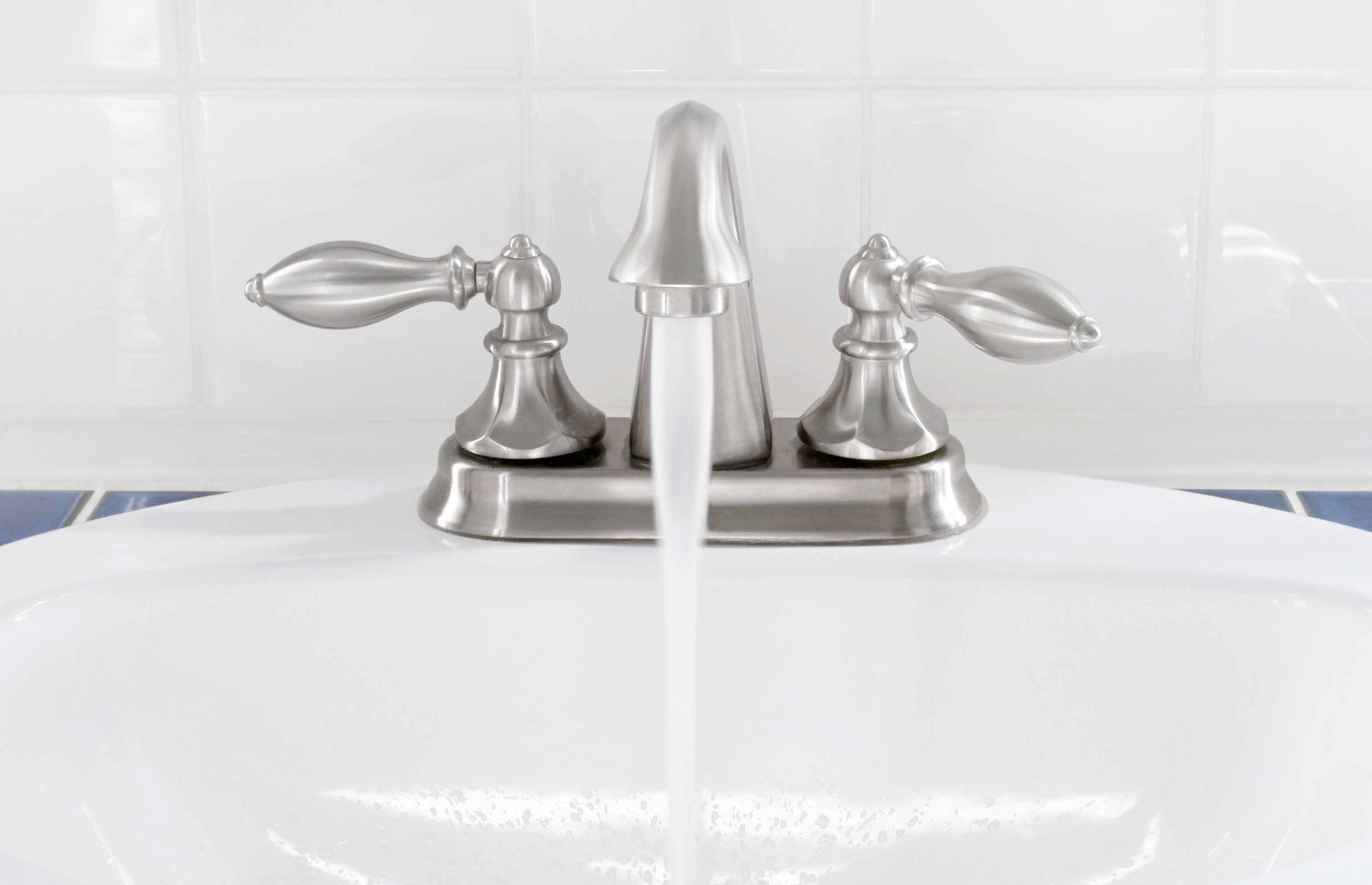 install kitchen faucet this old house