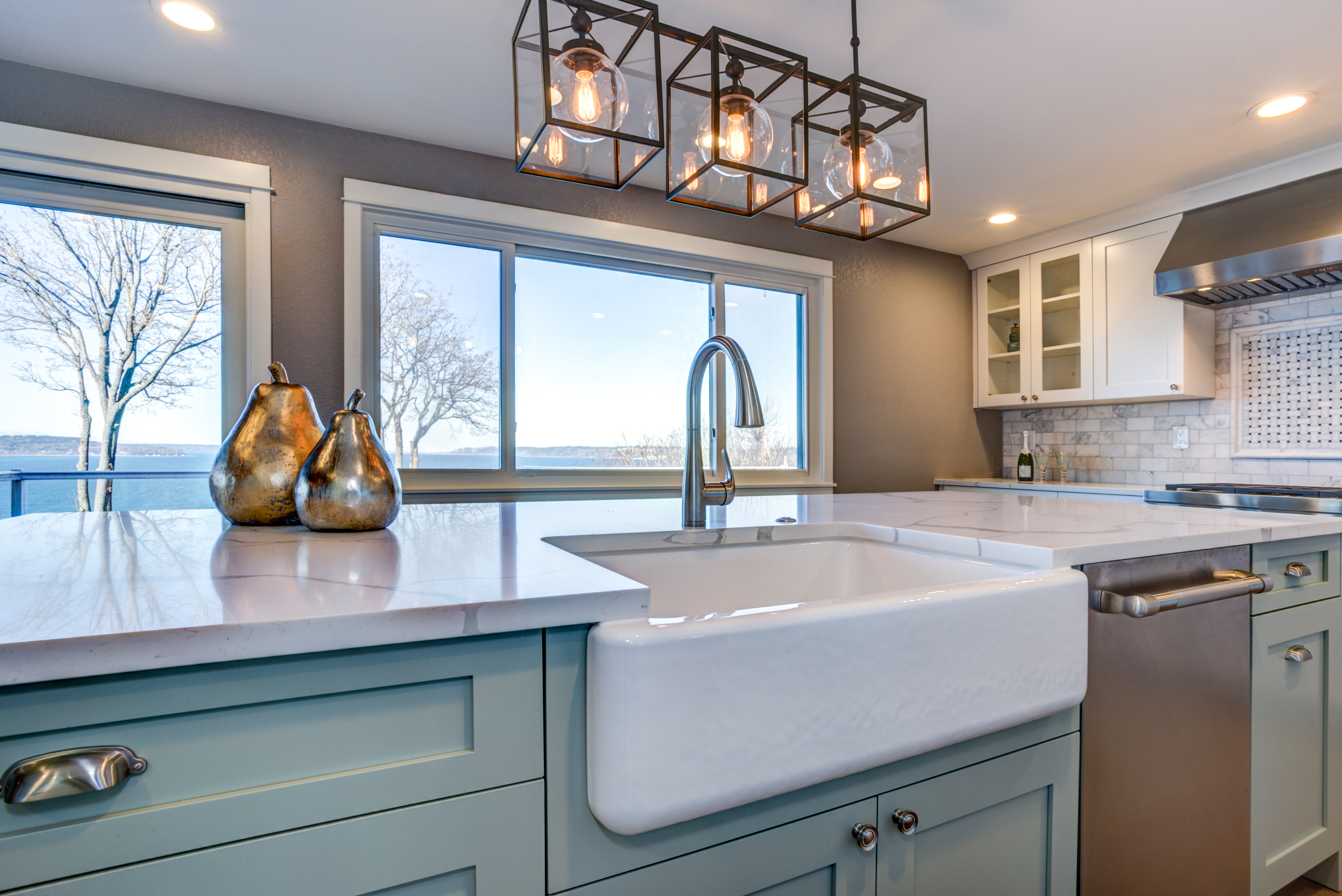 How Much Does It Cost To Install A Farmhouse Sink Hunker