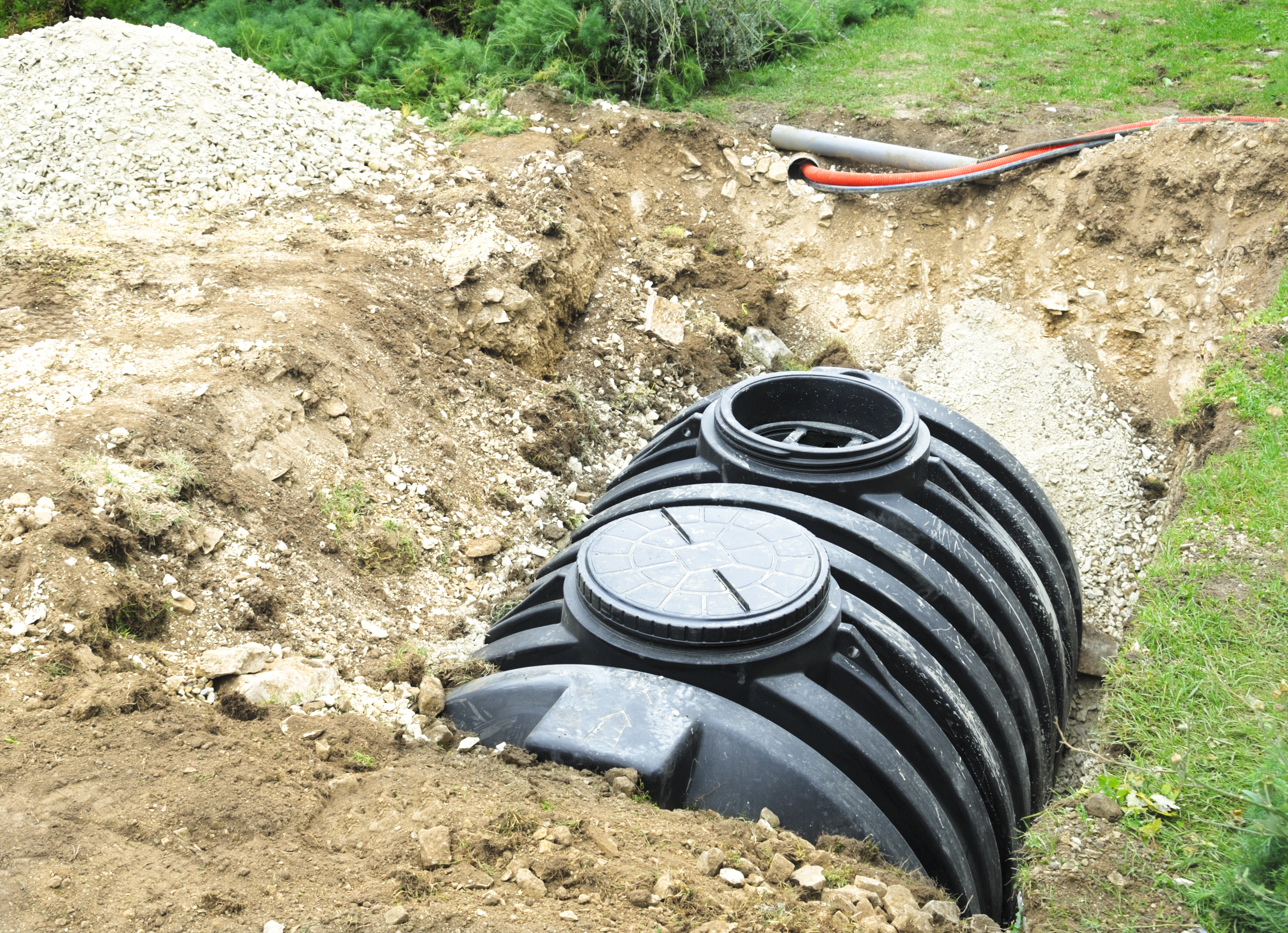 How to Find My Septic Tank Lines | Hunker