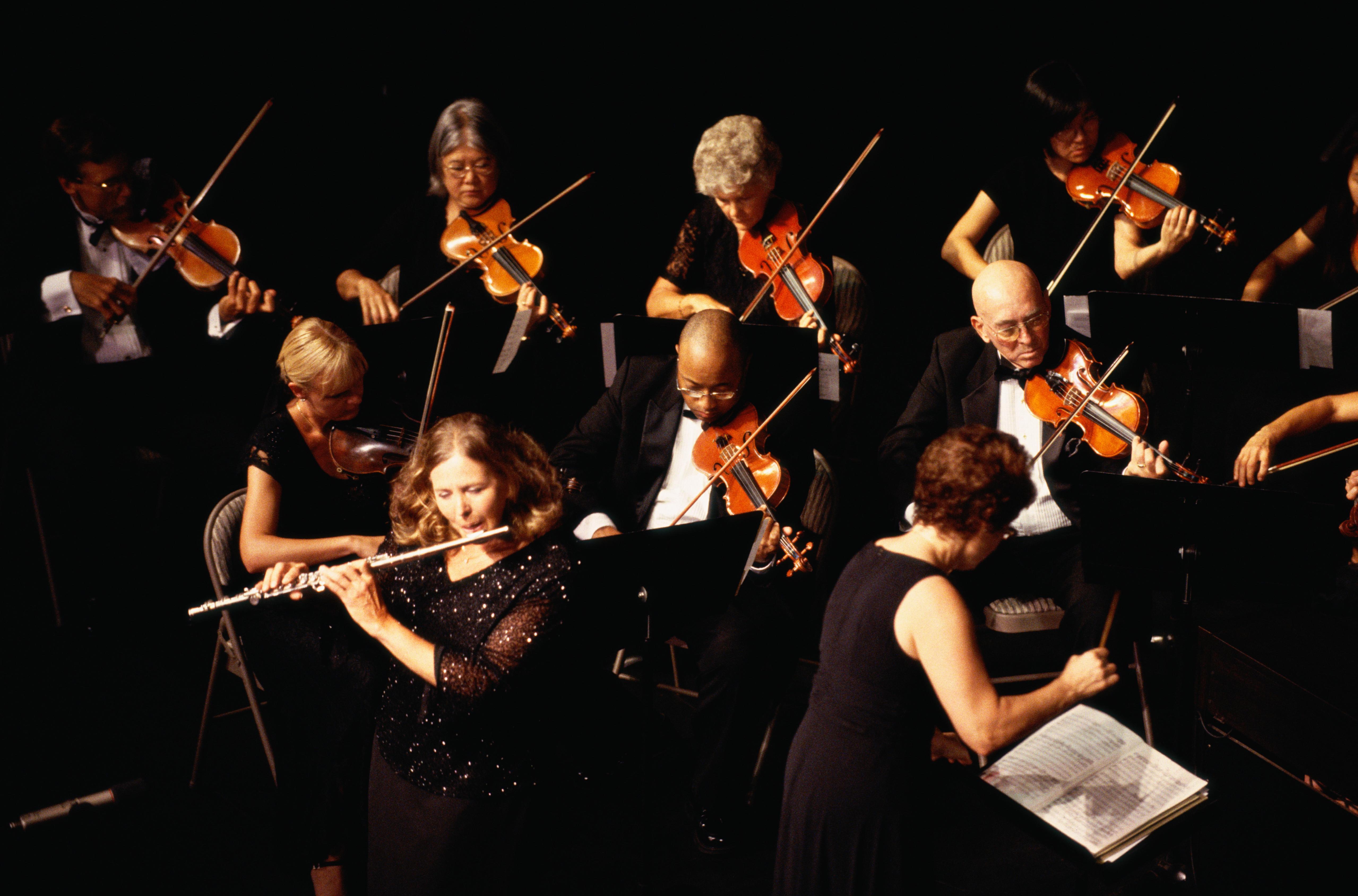 How Much Money Do Orchestra Musicians Make? | Chron com