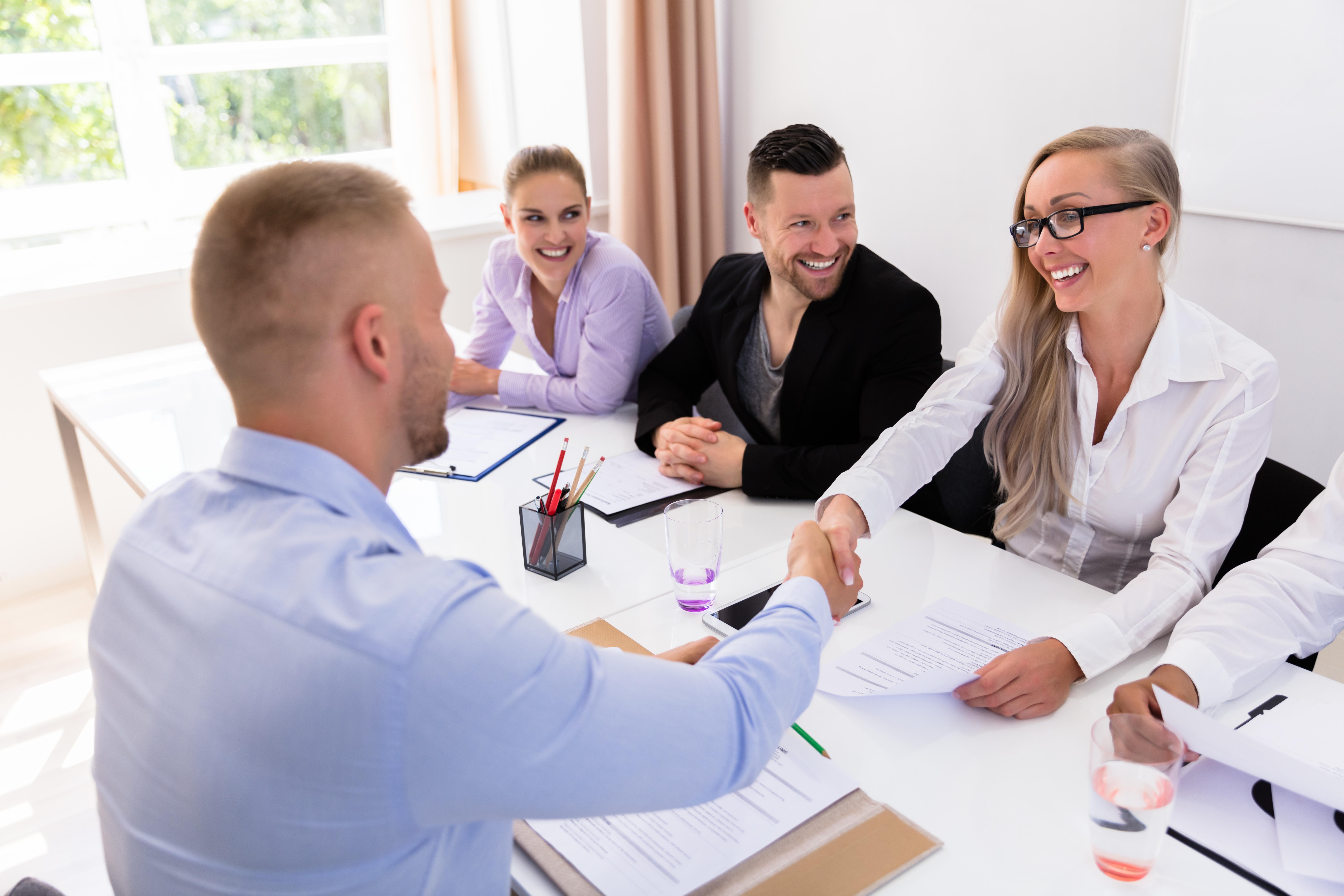 Interactive Job Interview Games | Career Trend