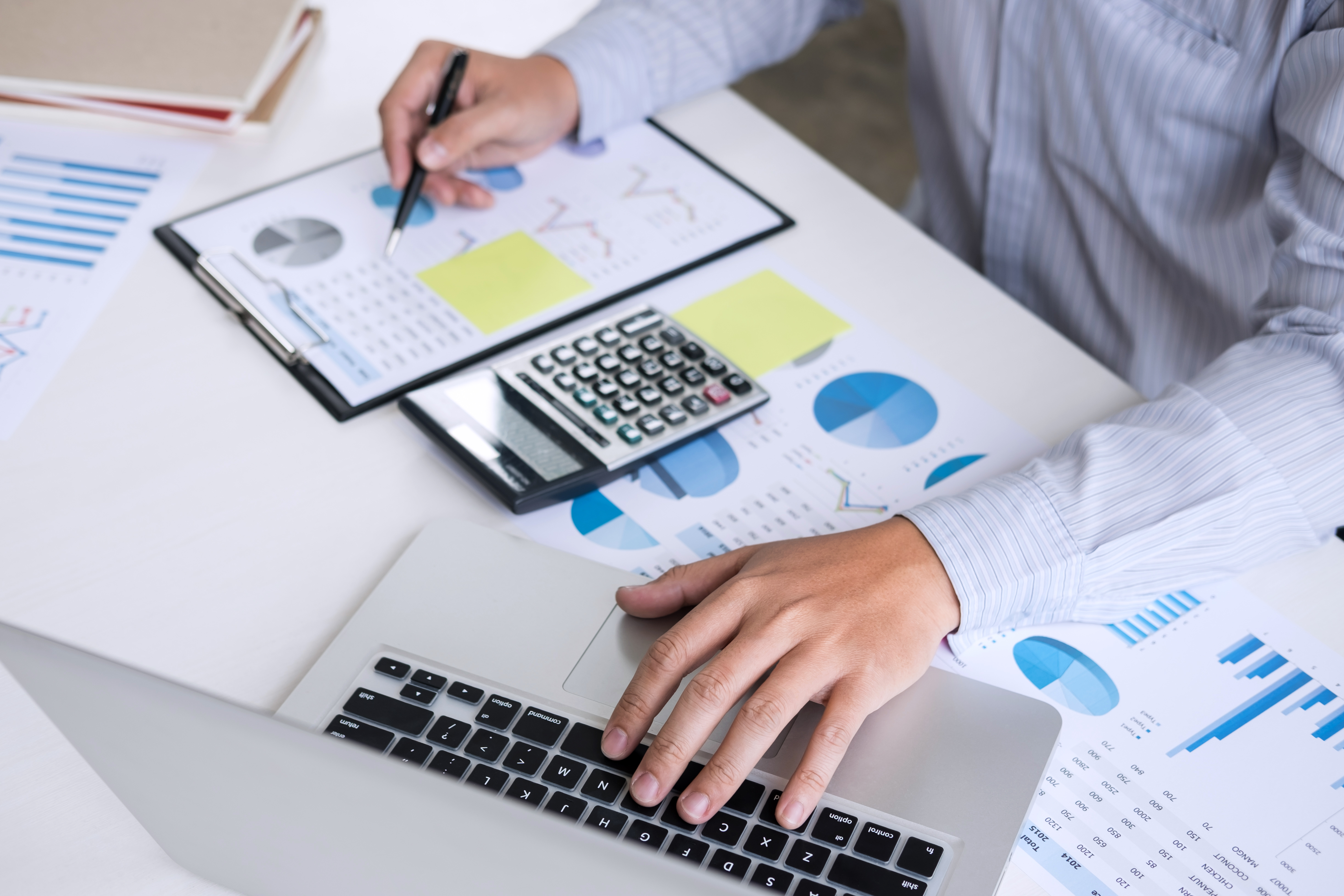 The Personality Types of People Who Become Accountants