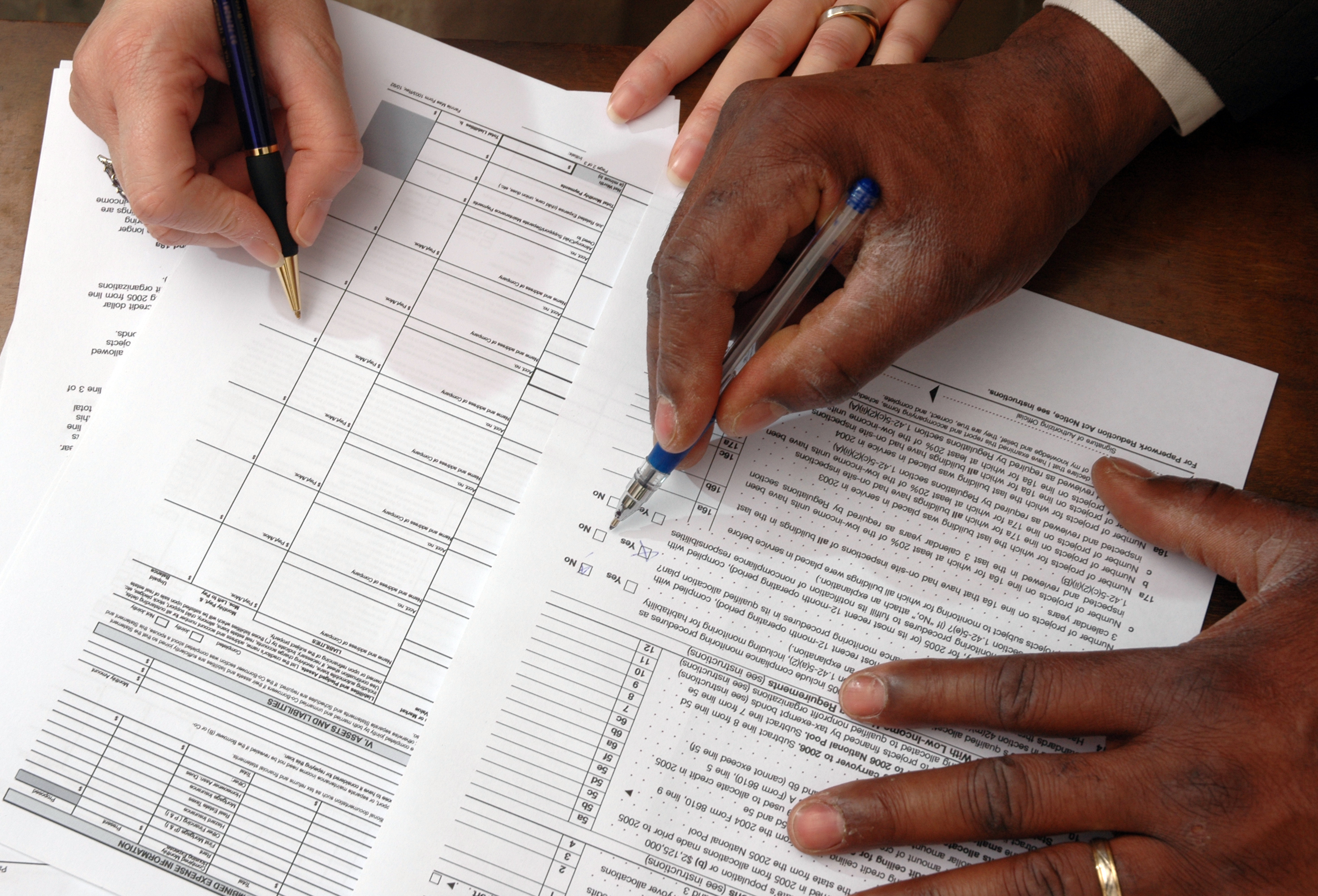 California Tax Law for Married and Filing Separate | Pocketsense