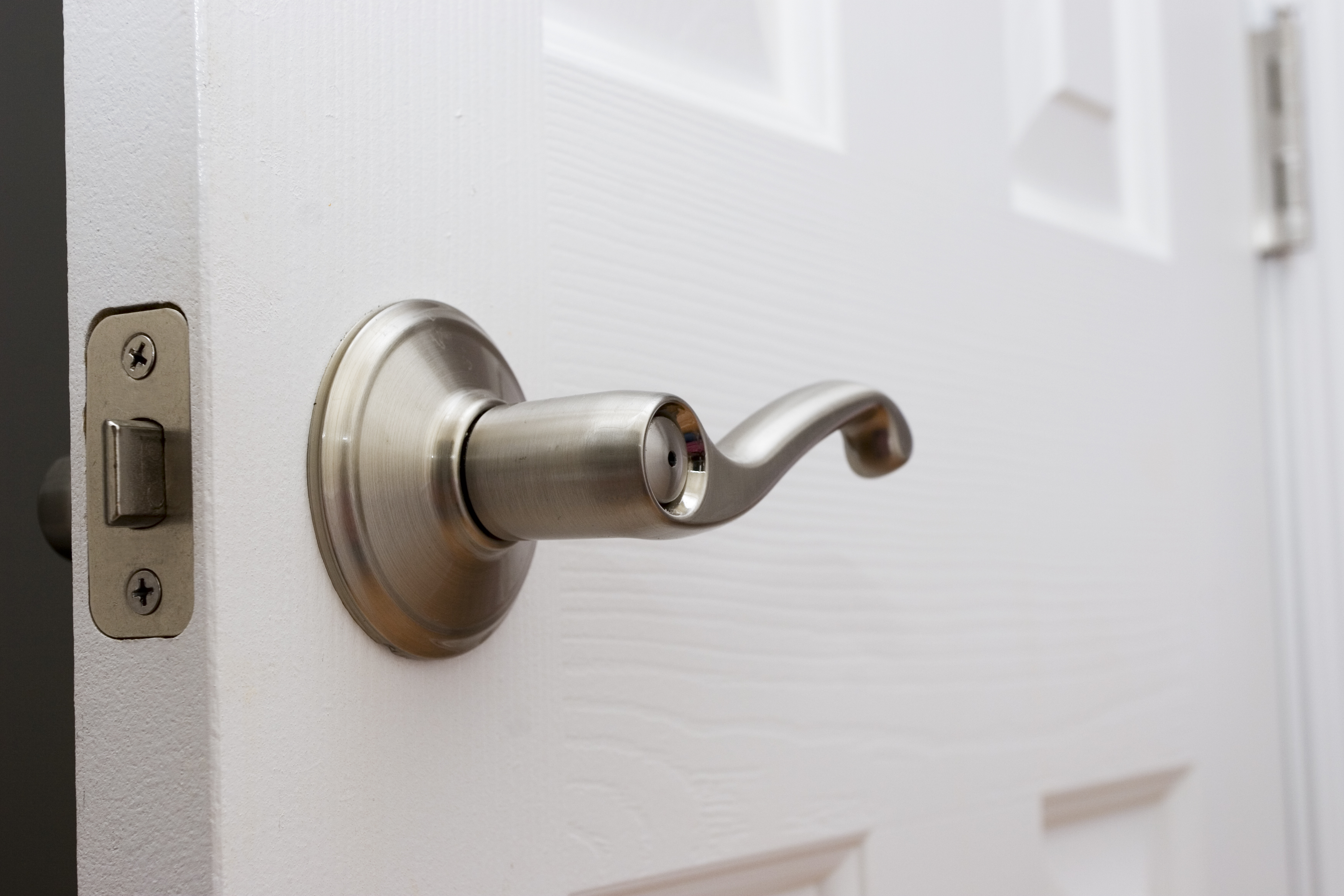 How to Remove the Faceplate From a Lever Door Knob | Home Guides