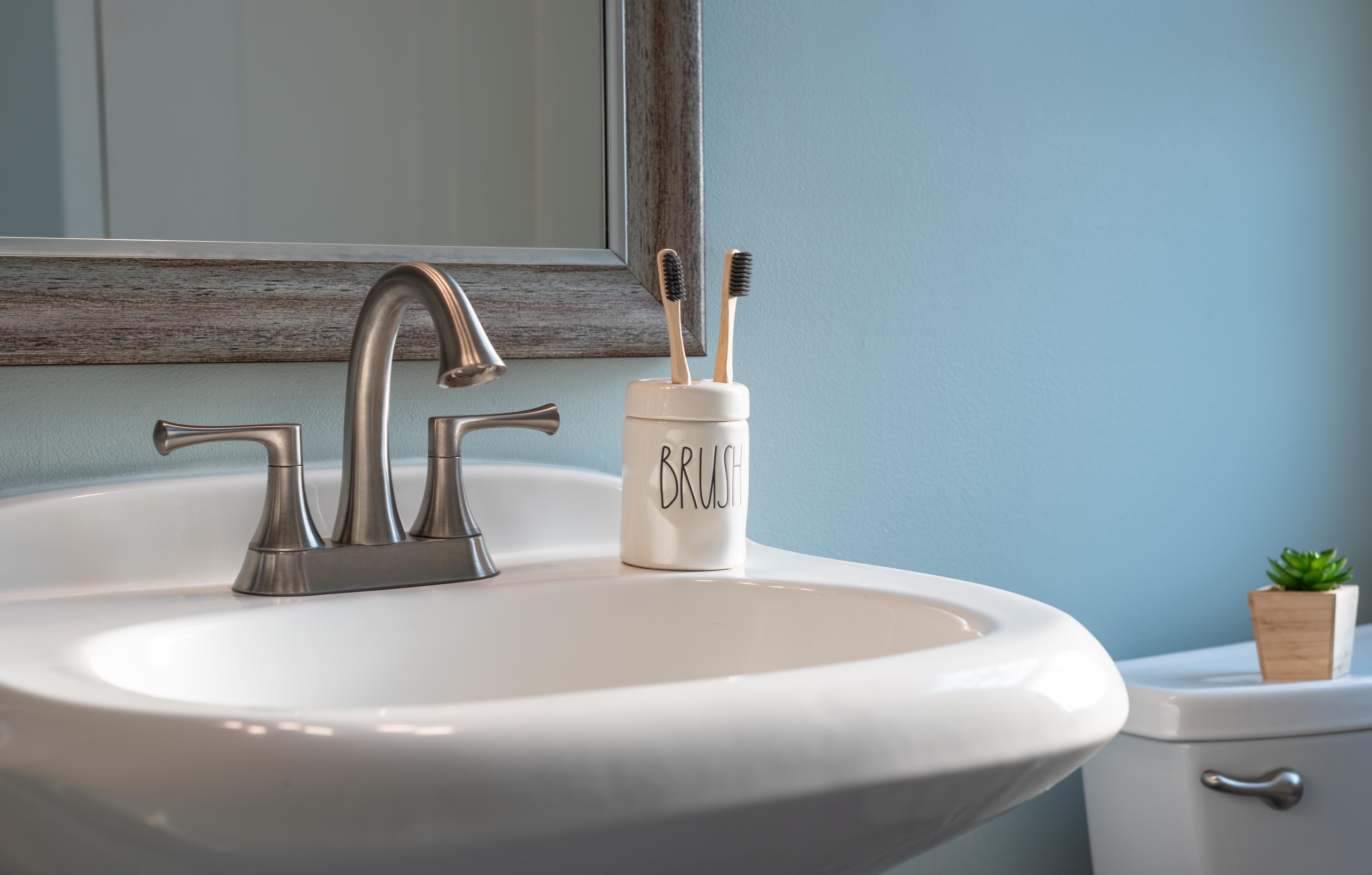 How To Fix A Leak In The Bathroom Sink Hunker