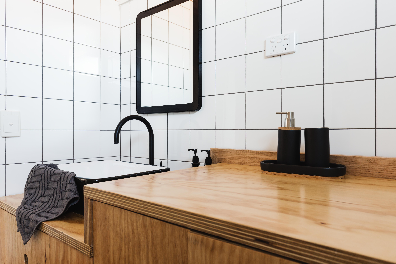 How To Design A Narrow Half Bathroom