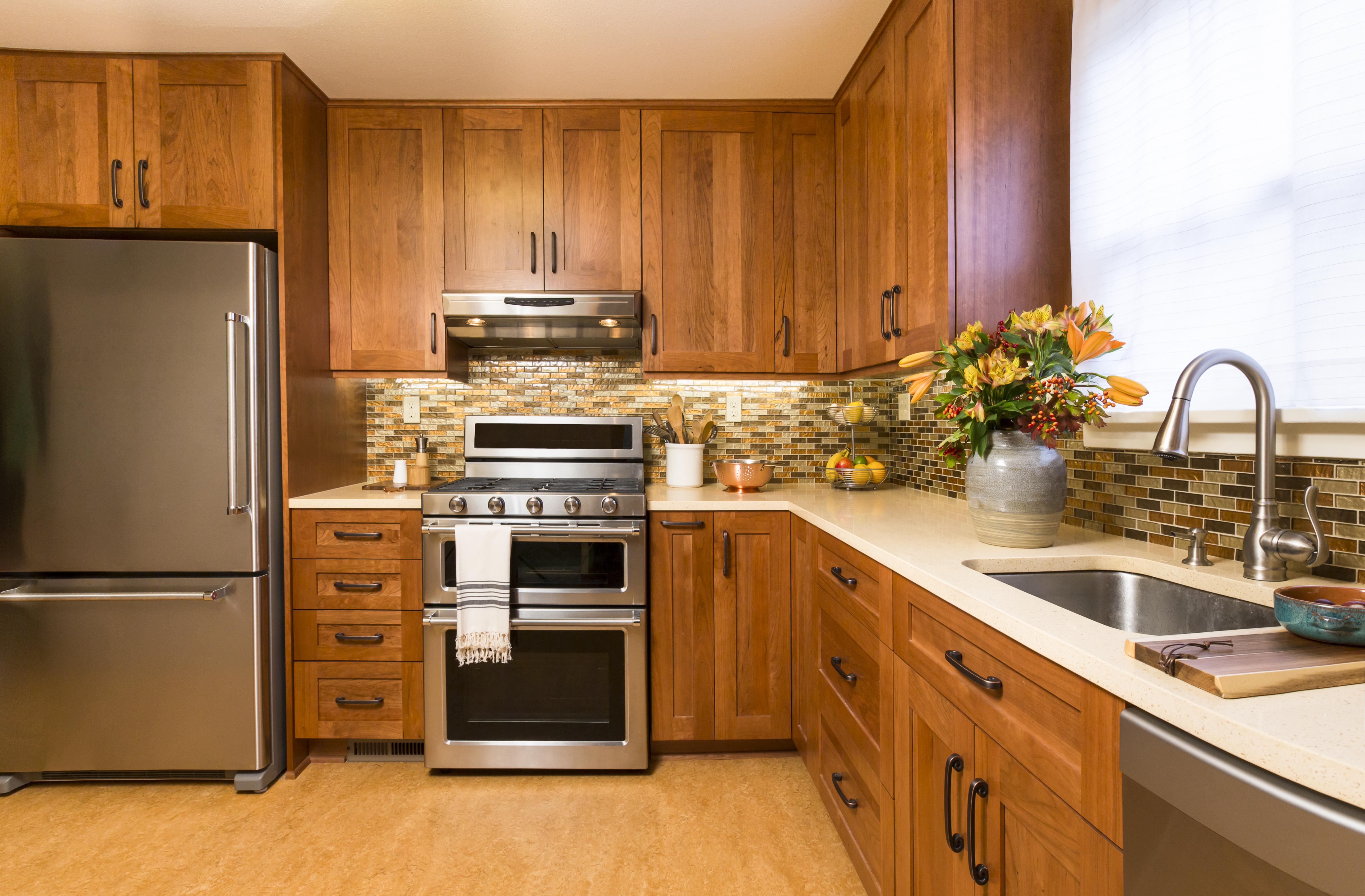 Alder Wood Kitchen Cabinets About Alder Wood Cabinets | Hunker