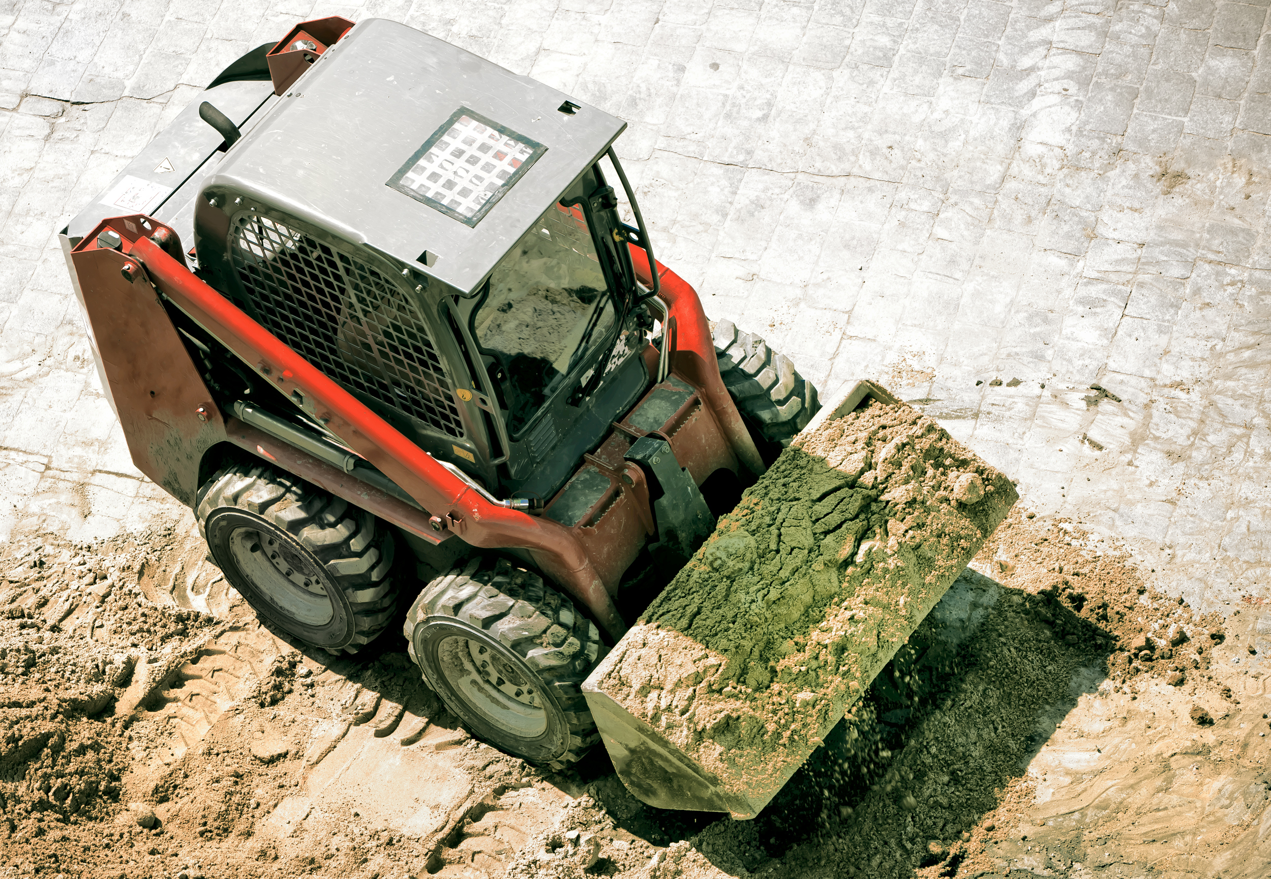 Bobcat 743 Specifications