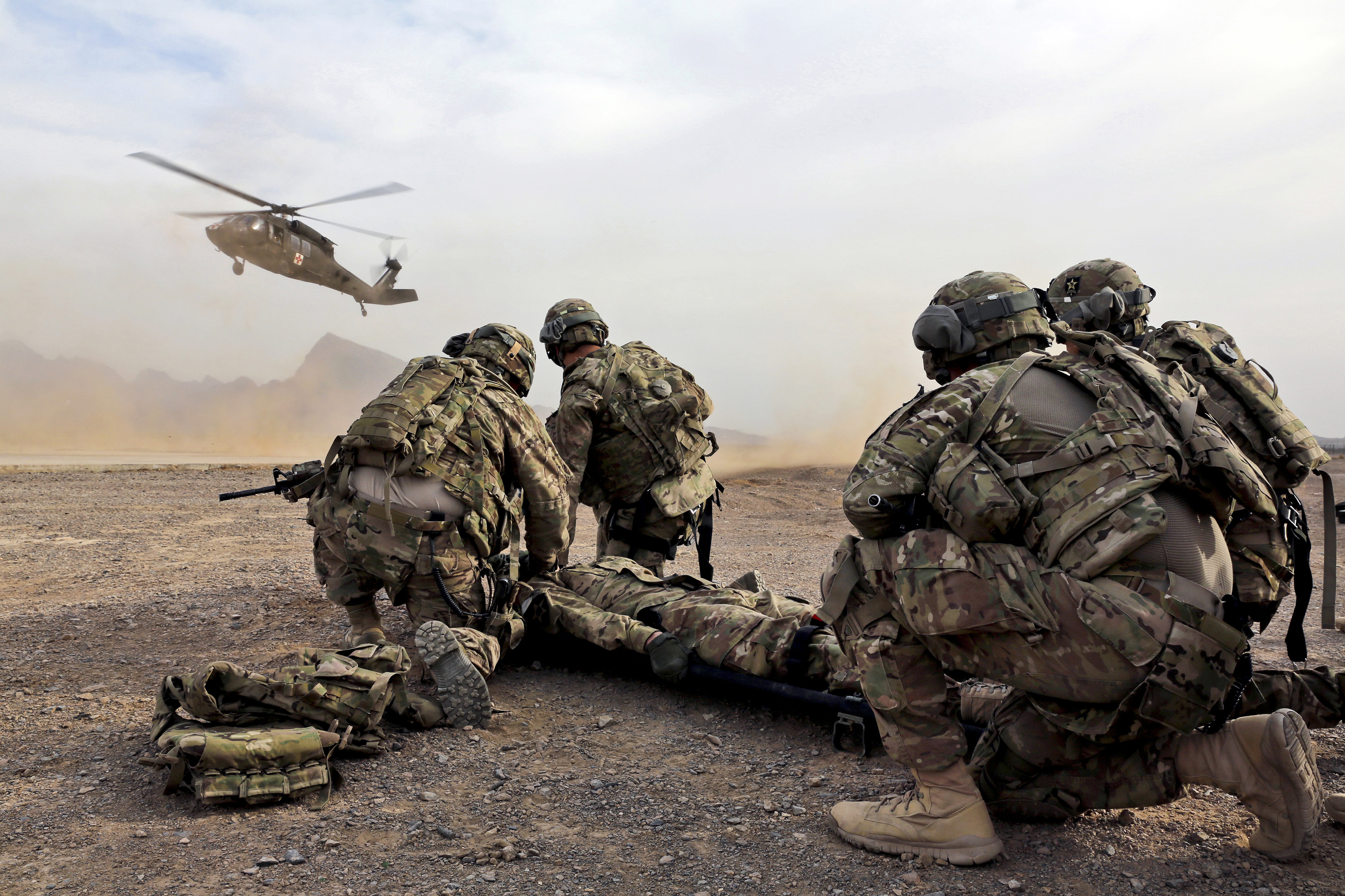 Facts About Army Medics | Chron com