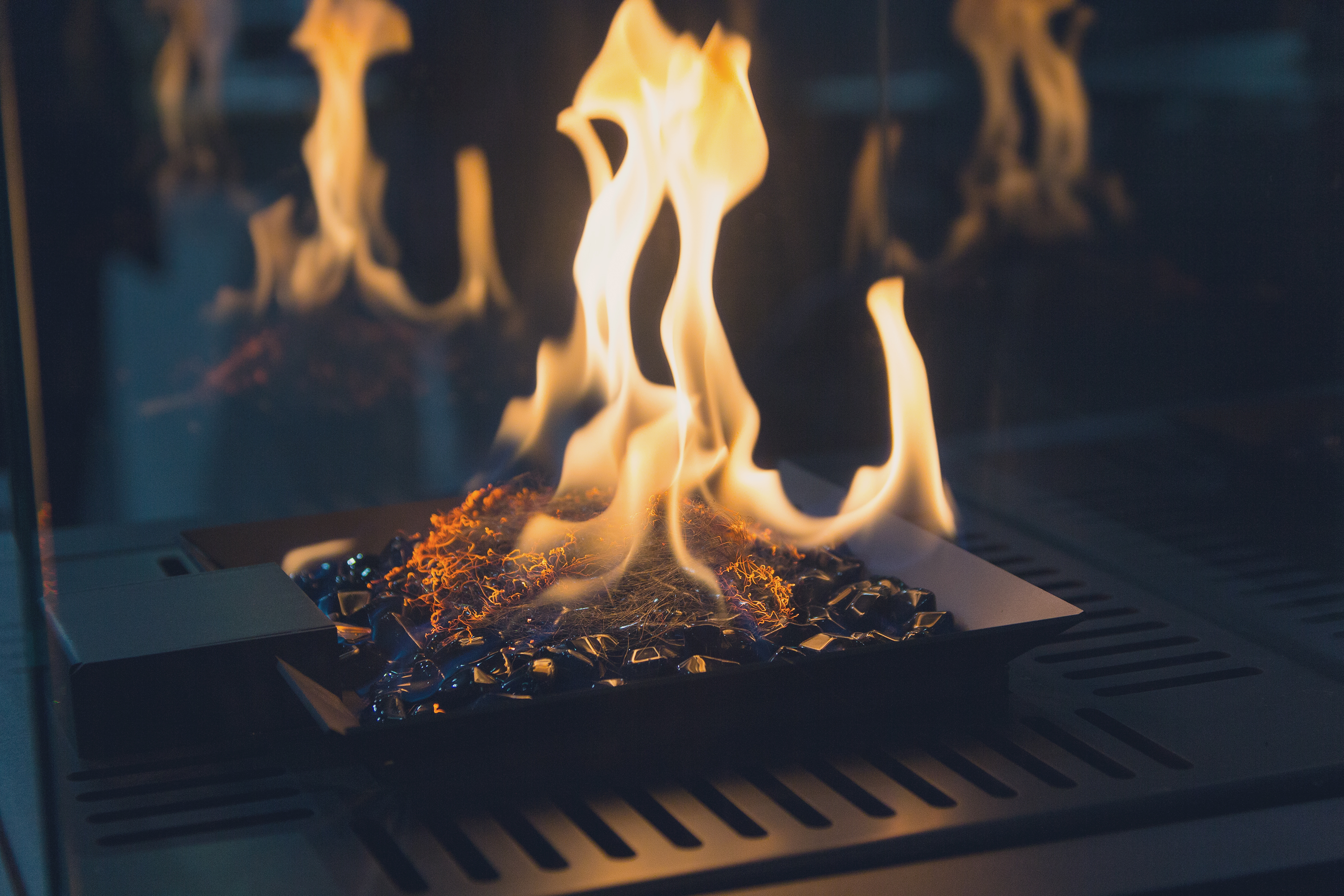 How To Get A Bigger Flame In A Gas Fireplace